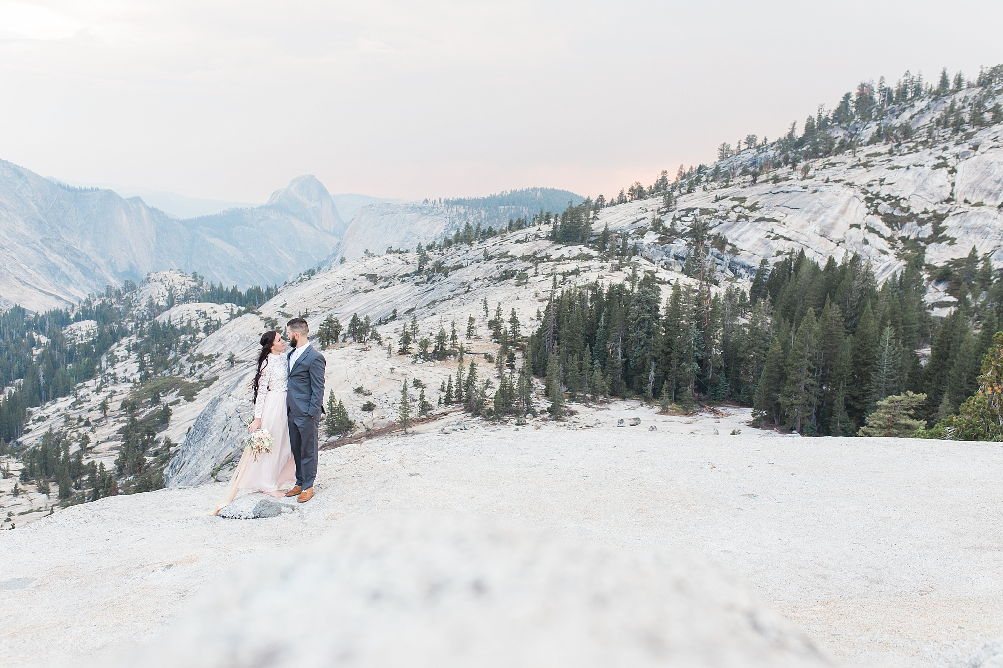 Ashley Baumgartner Photography & Calligraphy Yosemite Vow Renewal featured on 100 Layer Cake_0001.jpg