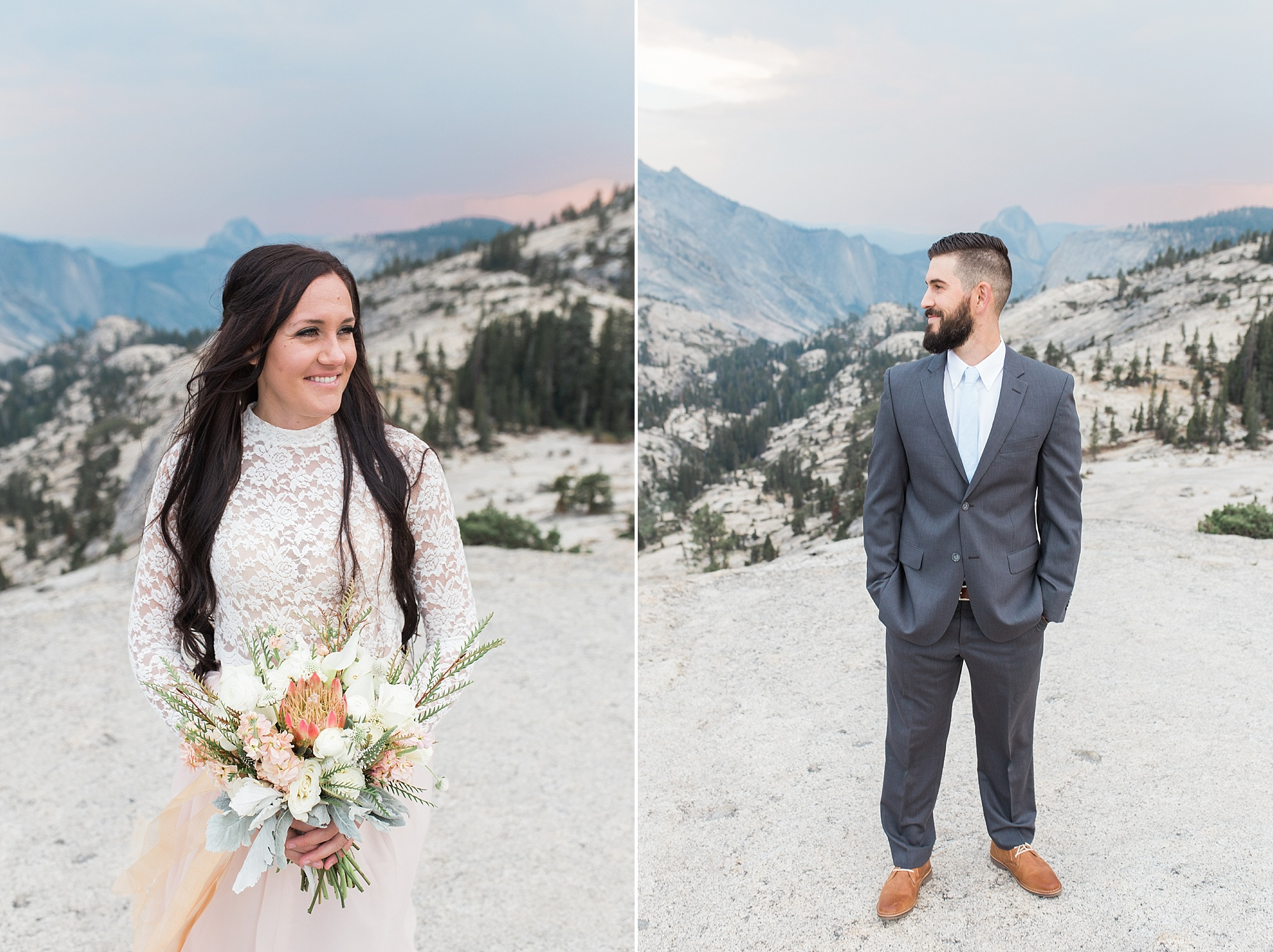 Ashley Baumgartner Photography & Calligraphy Yosemite Vow Renewal featured on 100 Layer Cake_0012.jpg