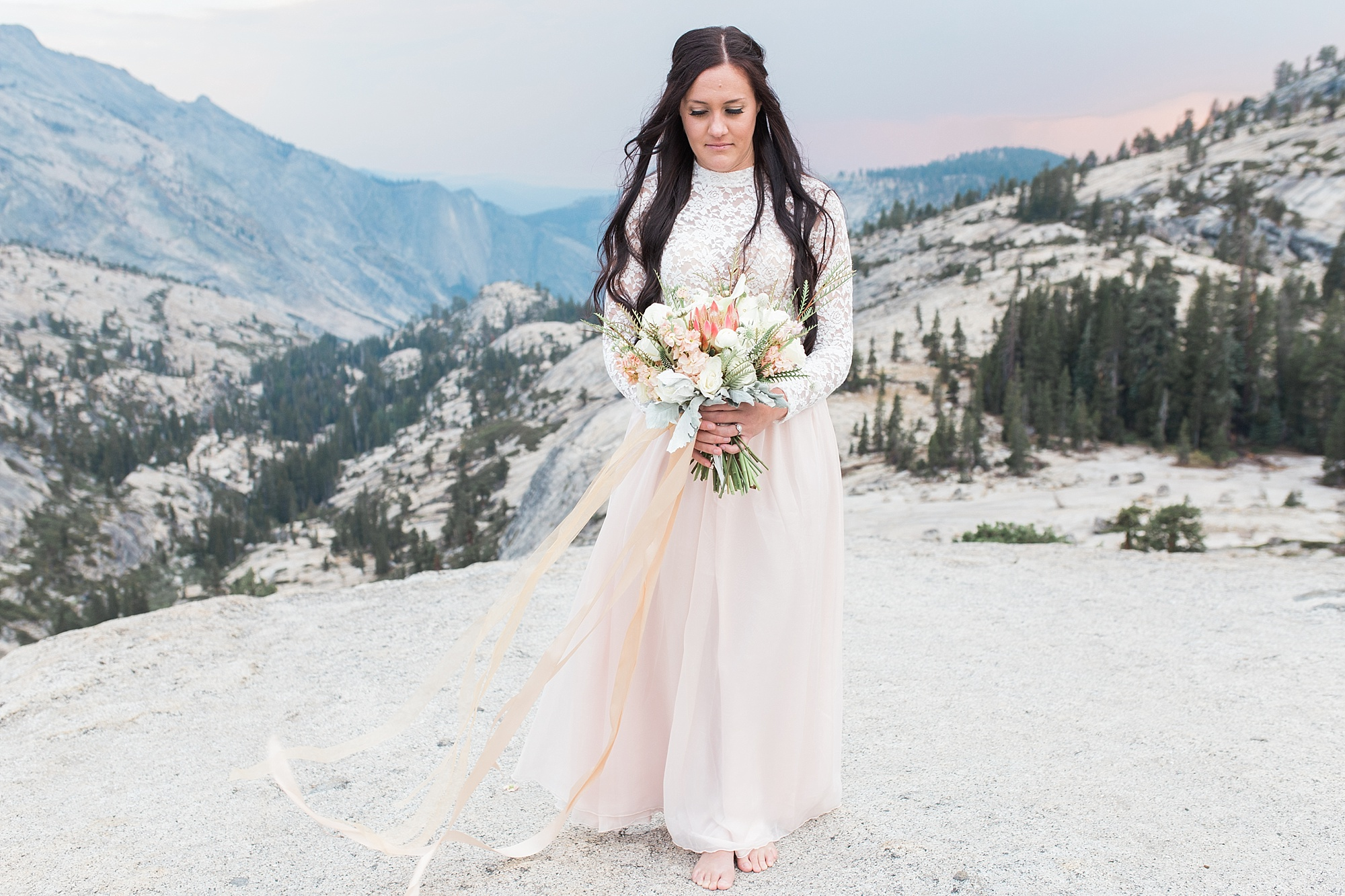 Ashley Baumgartner Photography & Calligraphy Yosemite Vow Renewal featured on 100 Layer Cake_0014.jpg
