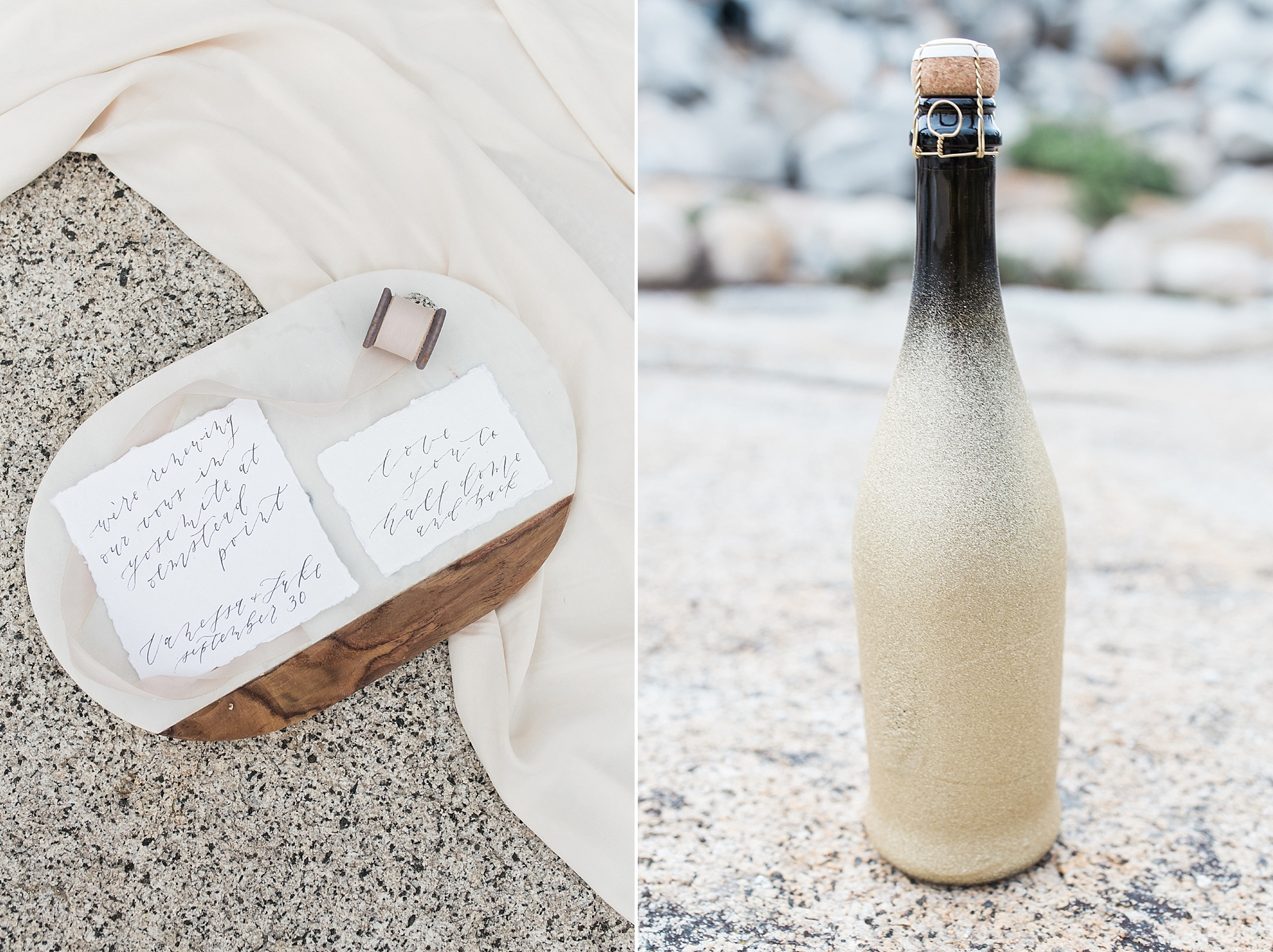 Ashley Baumgartner Photography & Calligraphy Yosemite Vow Renewal featured on 100 Layer Cake_0016.jpg