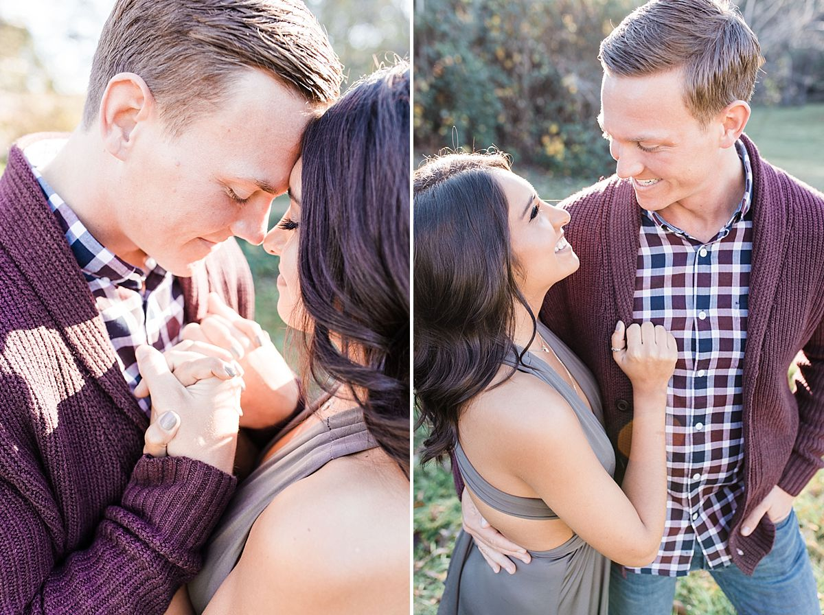 Apple Hill Engagement Session - Ashley Baumgartner - sweet moments with . your fiance
