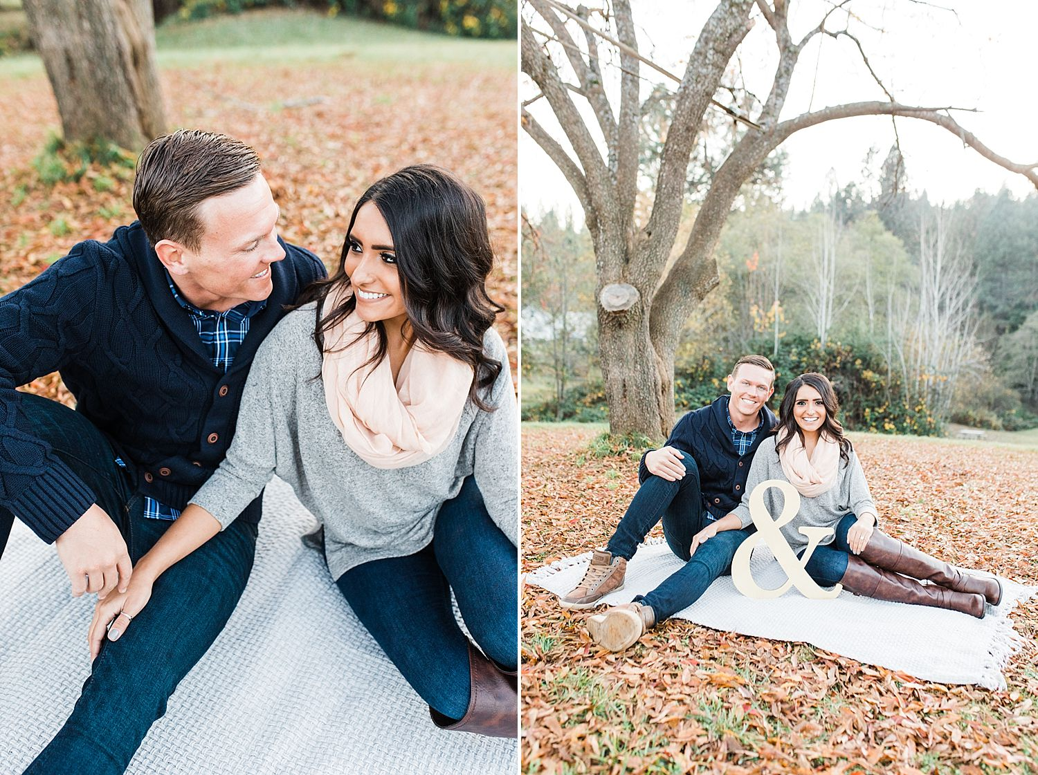 How to Have A Fun Engagement Picnic in Apple Hill - Brooke and Darin - Ashley Baumgartner - Sacramento Wedding Photographer_0002.jpg