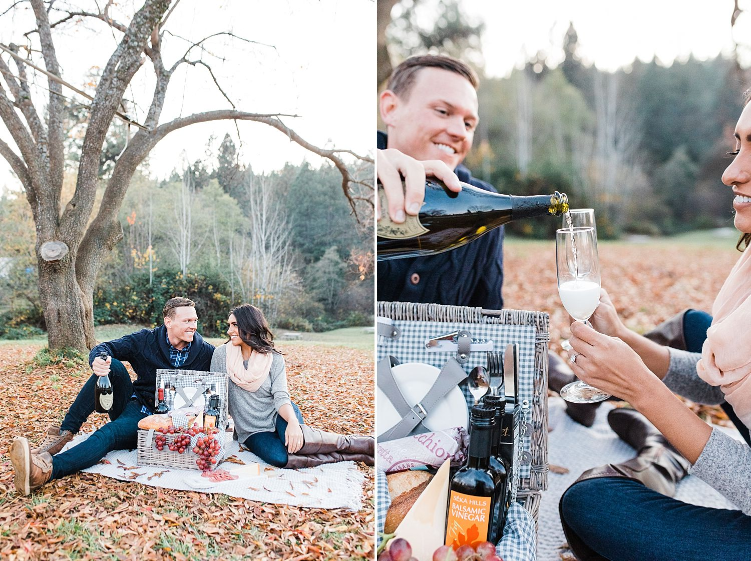 How to Have A Fun Engagement Picnic in Apple Hill - Brooke and Darin - Ashley Baumgartner - Sacramento Wedding Photographer_0010.jpg