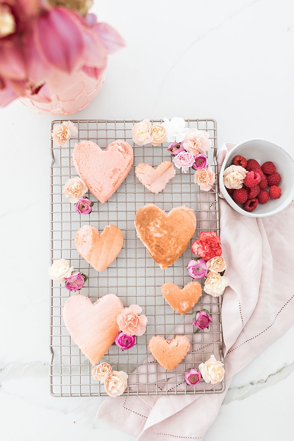 Valentine's Heart Pancakes for Valentine's Brunch with Beijos Events Blog - Ashley Baumgartner - Sacramento Wedding and Couples Photographer_0009.jpg