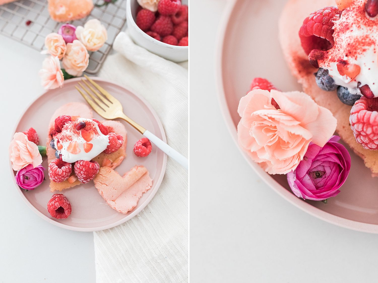 Valentine's Heart Pancakes for Valentine's Brunch with Beijos Events Blog - Ashley Baumgartner - Sacramento Wedding and Couples Photographer_0020.jpg