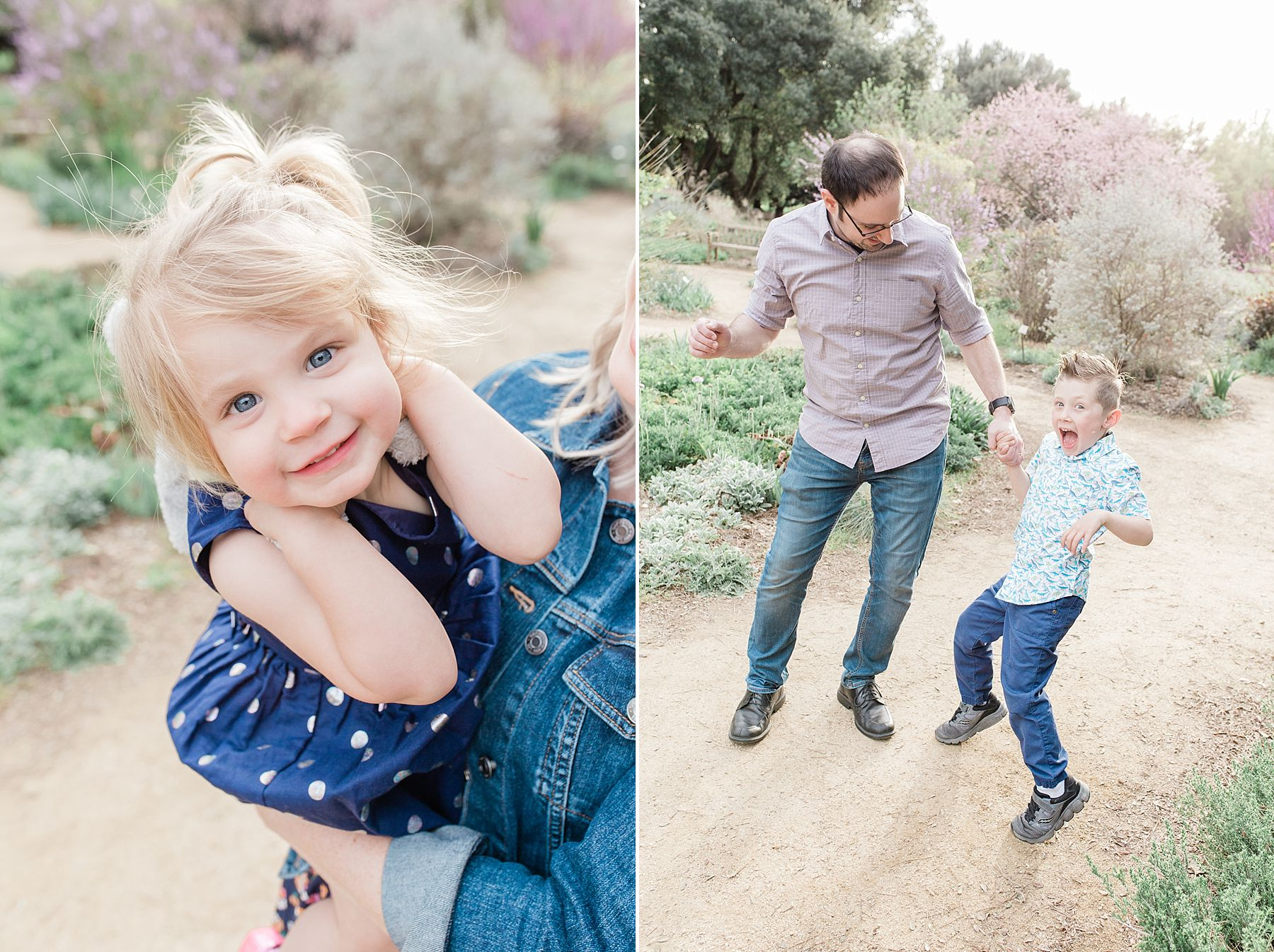Davis Family Portraits at UC Davis Arboretum - Padovani Family - Ashley Baumgartner - Davis Family Photographer_0006.jpg