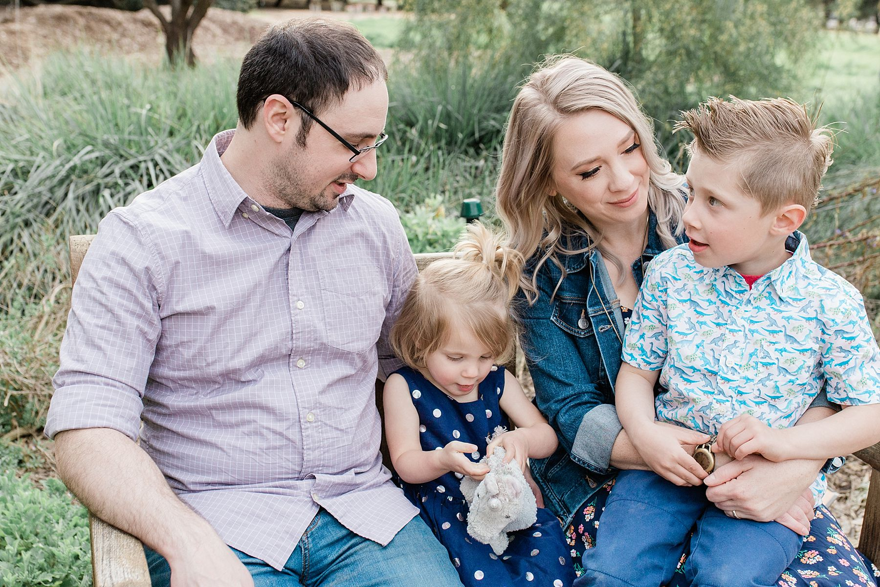Davis Family Portraits at UC Davis Arboretum - Padovani Family - Ashley Baumgartner - Davis Family Photographer_0021.jpg