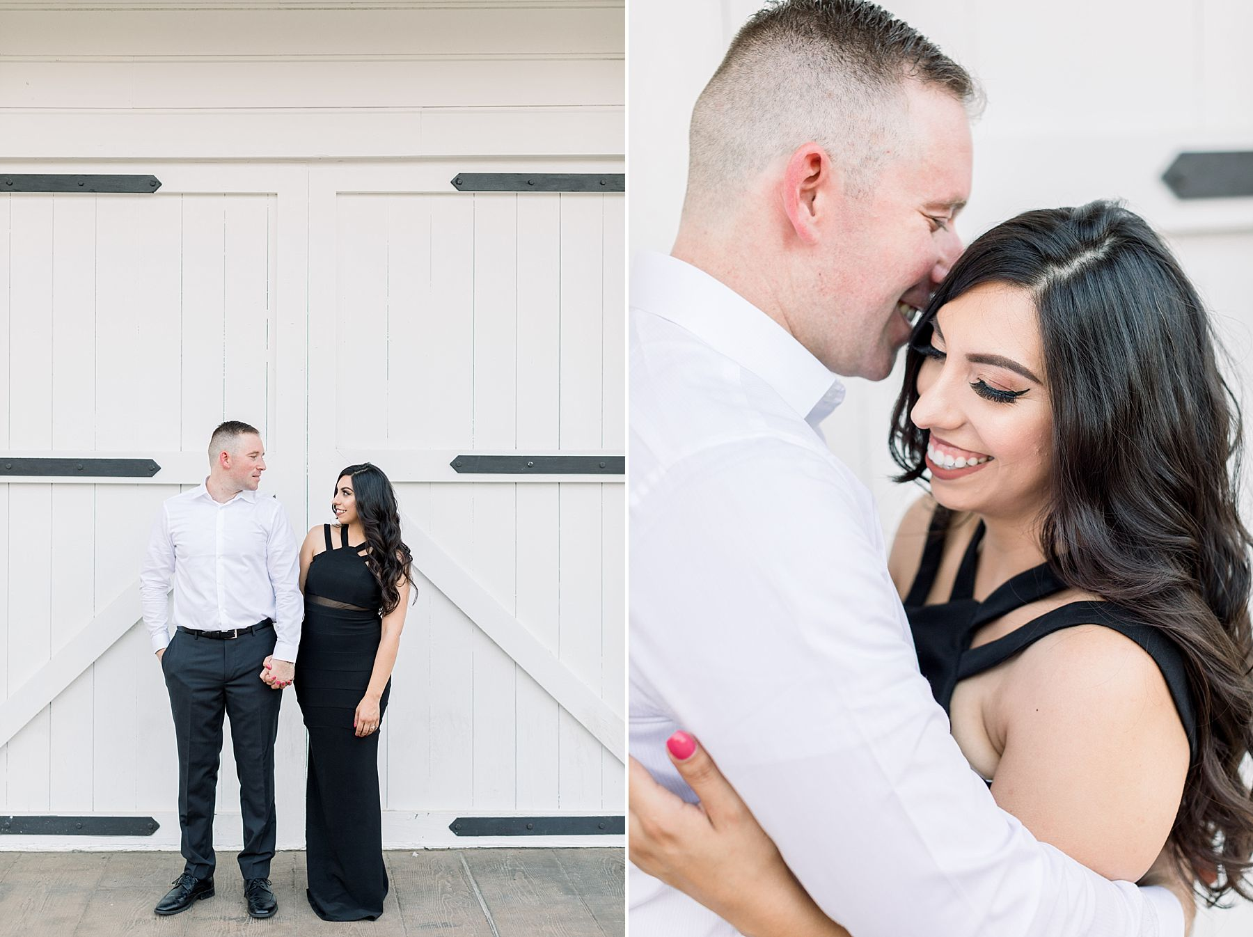 Old Sacramento Engagement Session - Downtown Sacramento Engagement Session - Black Tie Engagement Photos - Ashley Baumgartner - Sacramento Wedding Photographer_0002.jpg