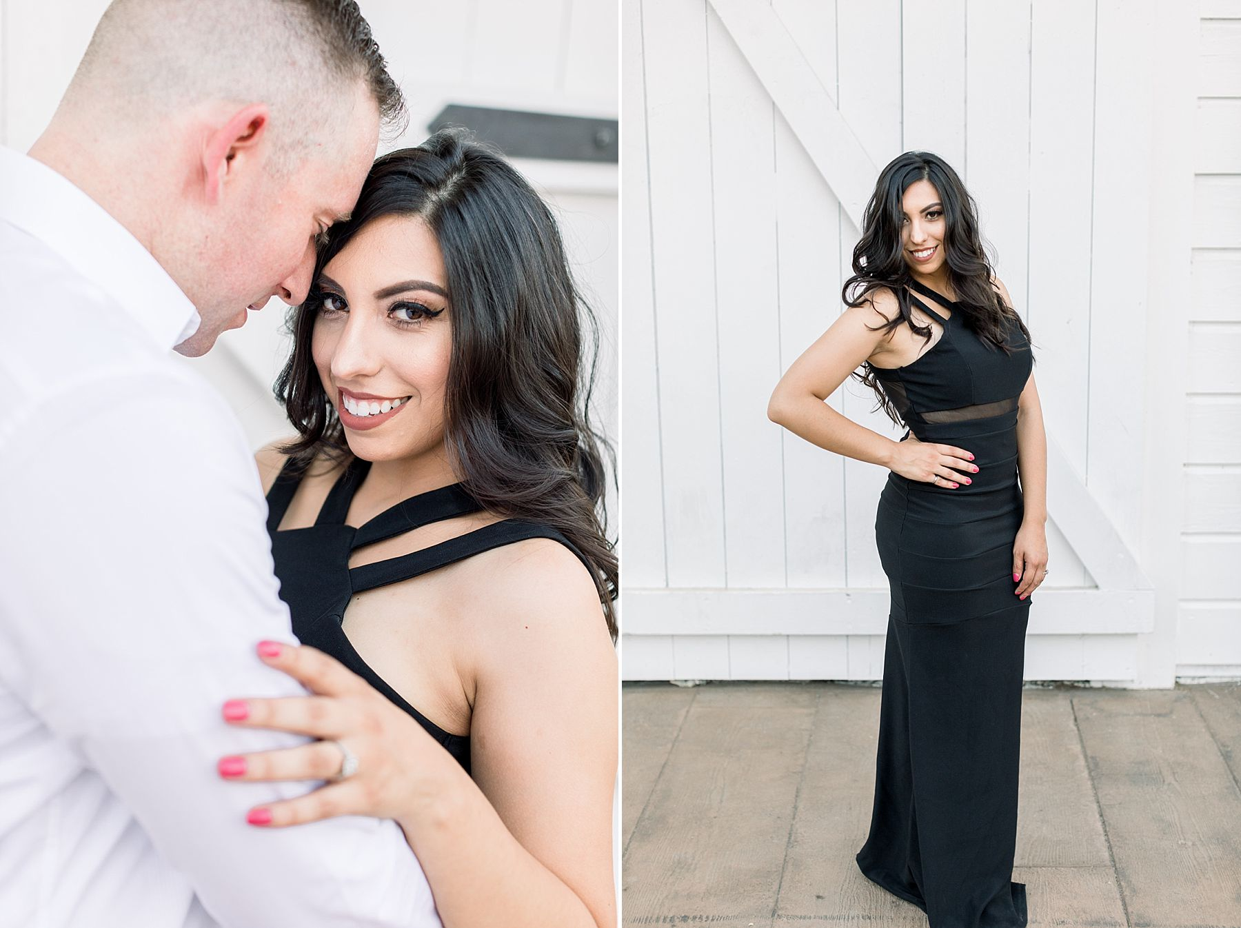 Old Sacramento Engagement Session - Downtown Sacramento Engagement Session - Black Tie Engagement Photos - Ashley Baumgartner - Sacramento Wedding Photographer_0016.jpg