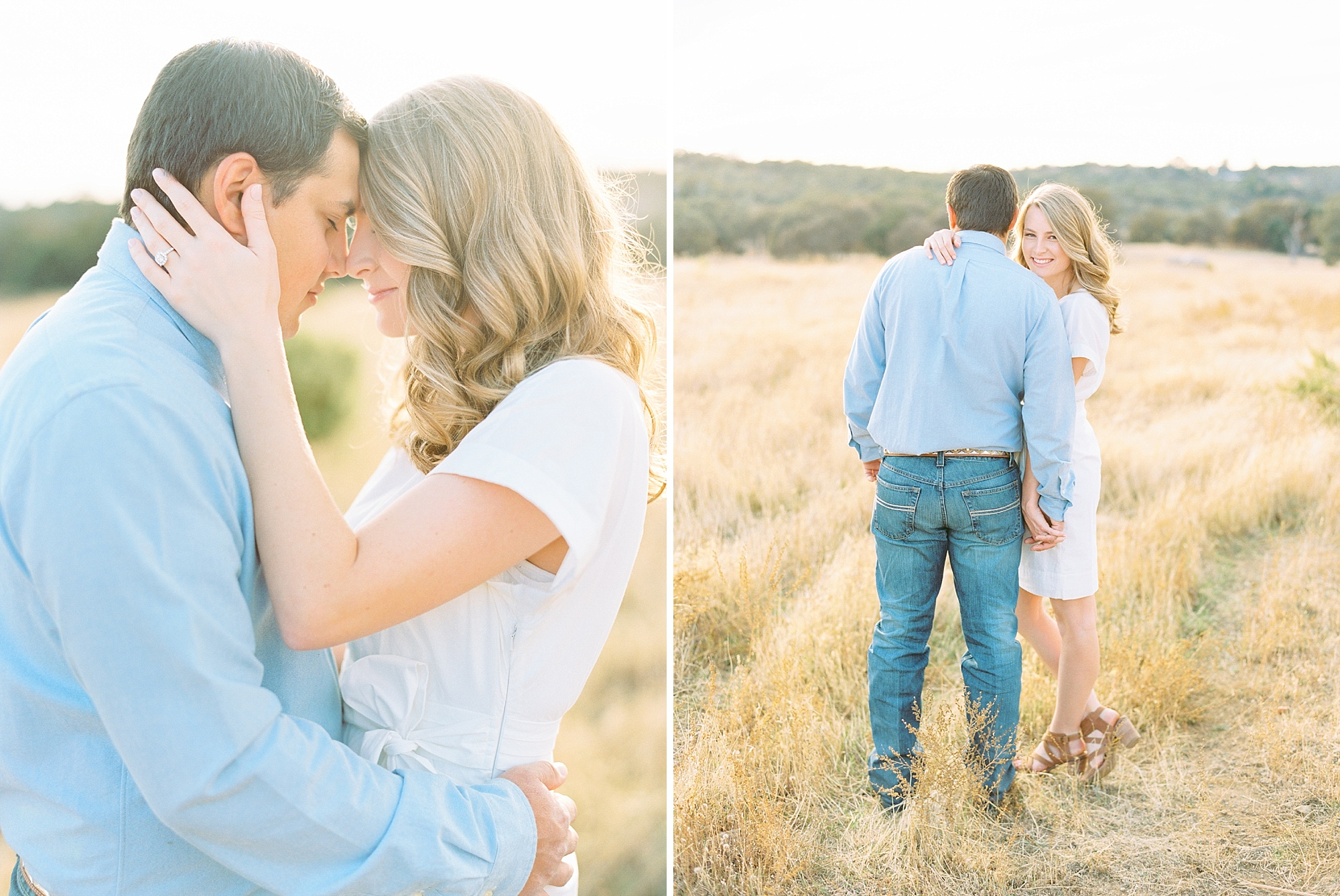 Golden Hills Engagement Session - Film Engagement Session - Ashley Baumgartner - Sacramento Wedding Photography - Stone Barn Ranch Wedding Couple_0002.jpg