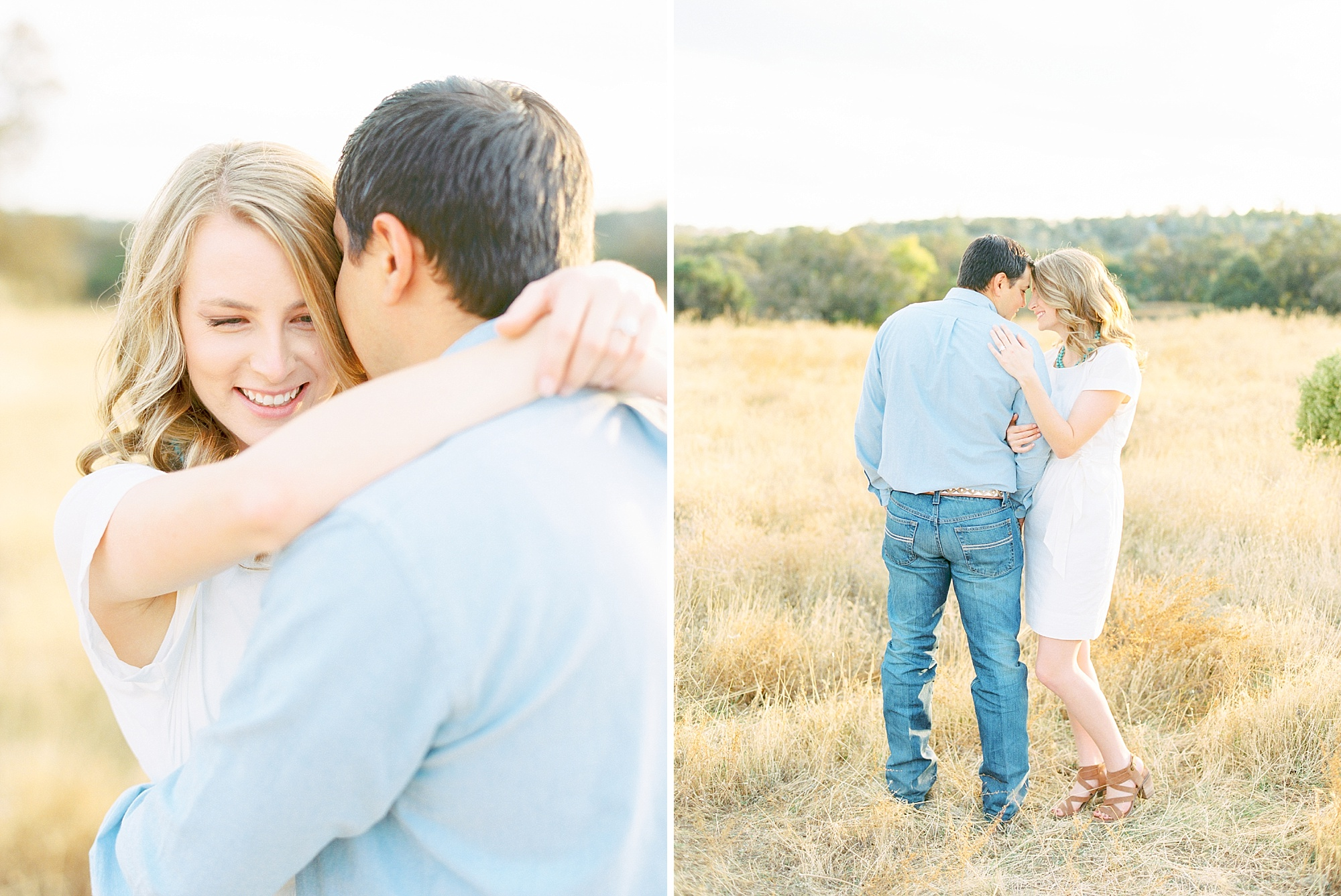 Golden Hills Engagement Session - Film Engagement Session - Ashley Baumgartner - Sacramento Wedding Photography - Stone Barn Ranch Wedding Couple_0006.jpg