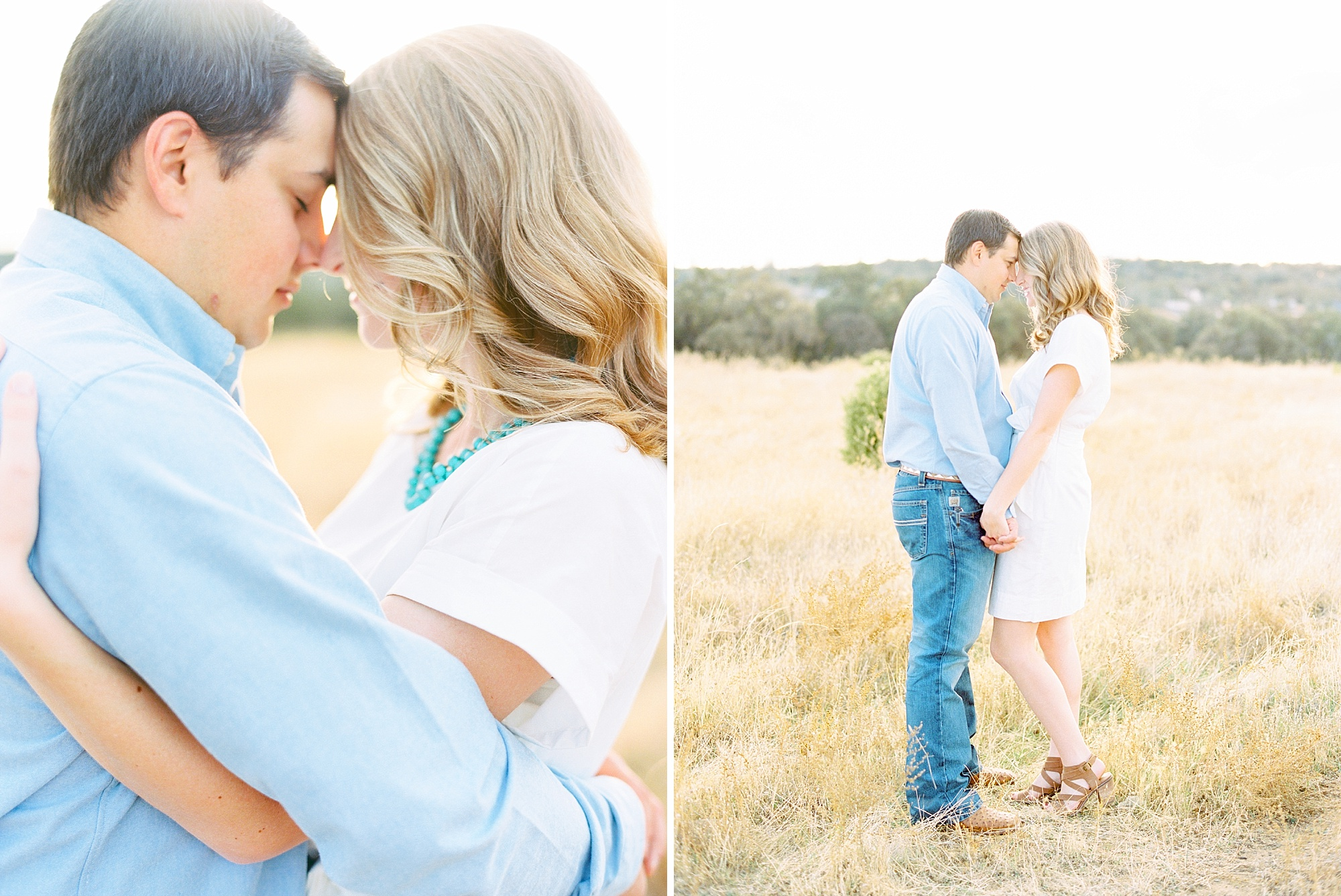 Golden Hills Engagement Session - Film Engagement Session - Ashley Baumgartner - Sacramento Wedding Photography - Stone Barn Ranch Wedding Couple_0016.jpg