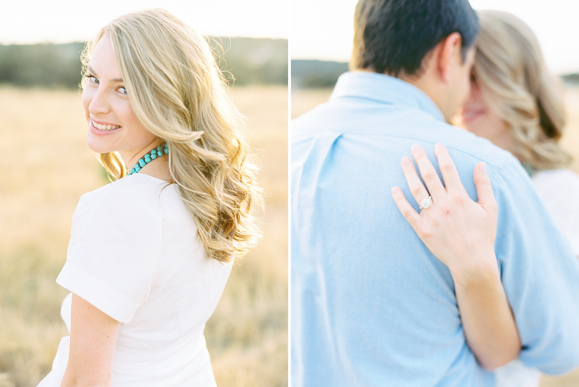 Golden Hills Engagement Session - Film Engagement Session - Ashley Baumgartner - Sacramento Wedding Photography - Stone Barn Ranch Wedding Couple_0018.jpg