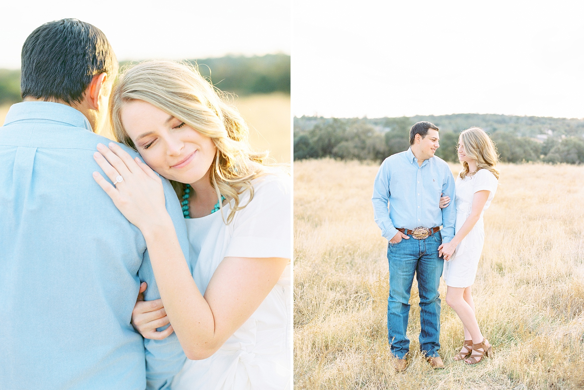 Golden Hills Engagement Session - Film Engagement Session - Ashley Baumgartner - Sacramento Wedding Photography - Stone Barn Ranch Wedding Couple_0020.jpg