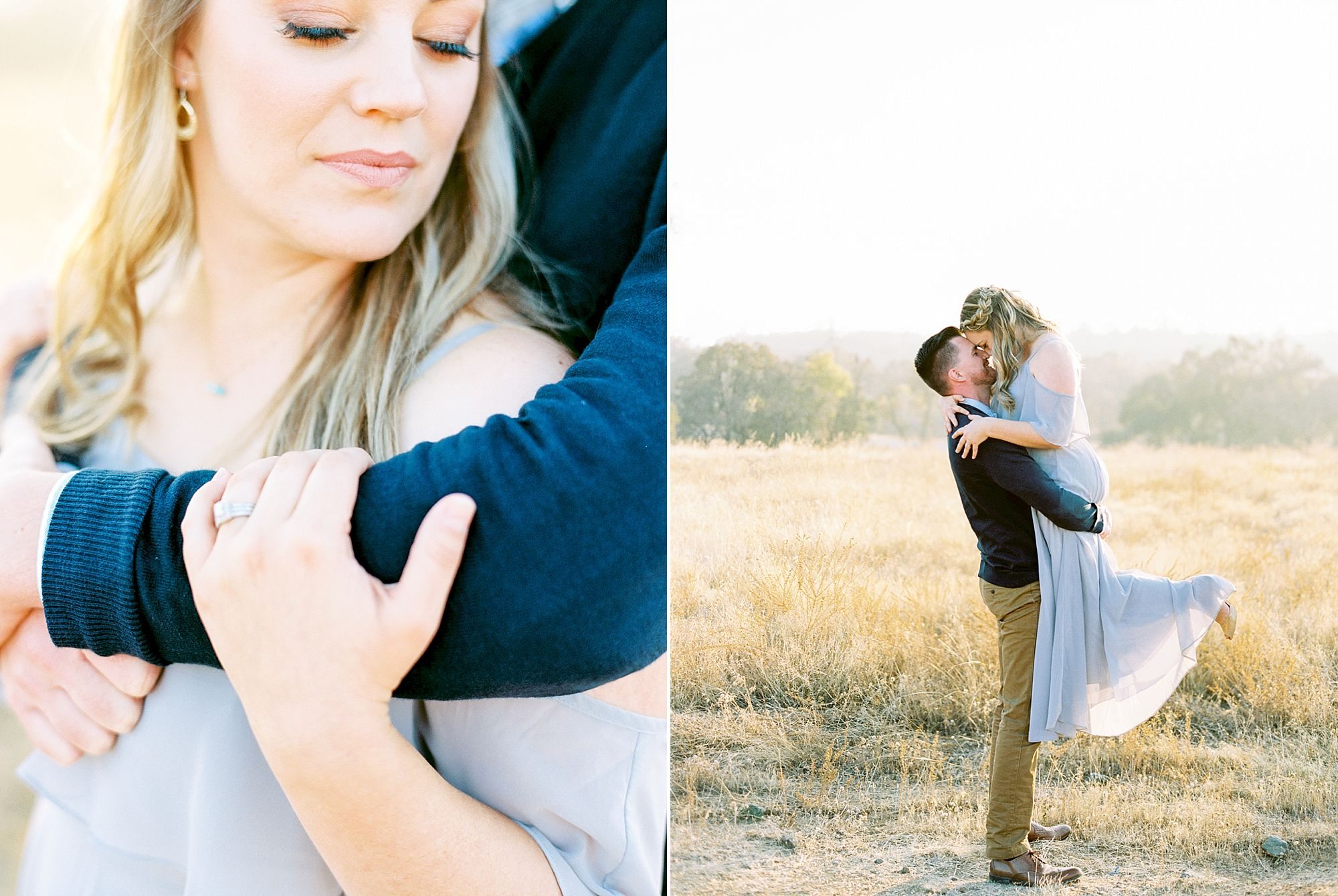 Ten Year Anniversary Portraits on Film - Ashley Baumgartner - Denise and Dan - Sacramento Wedding Photographer - Paso Robles Wedding Photography_0009.jpg