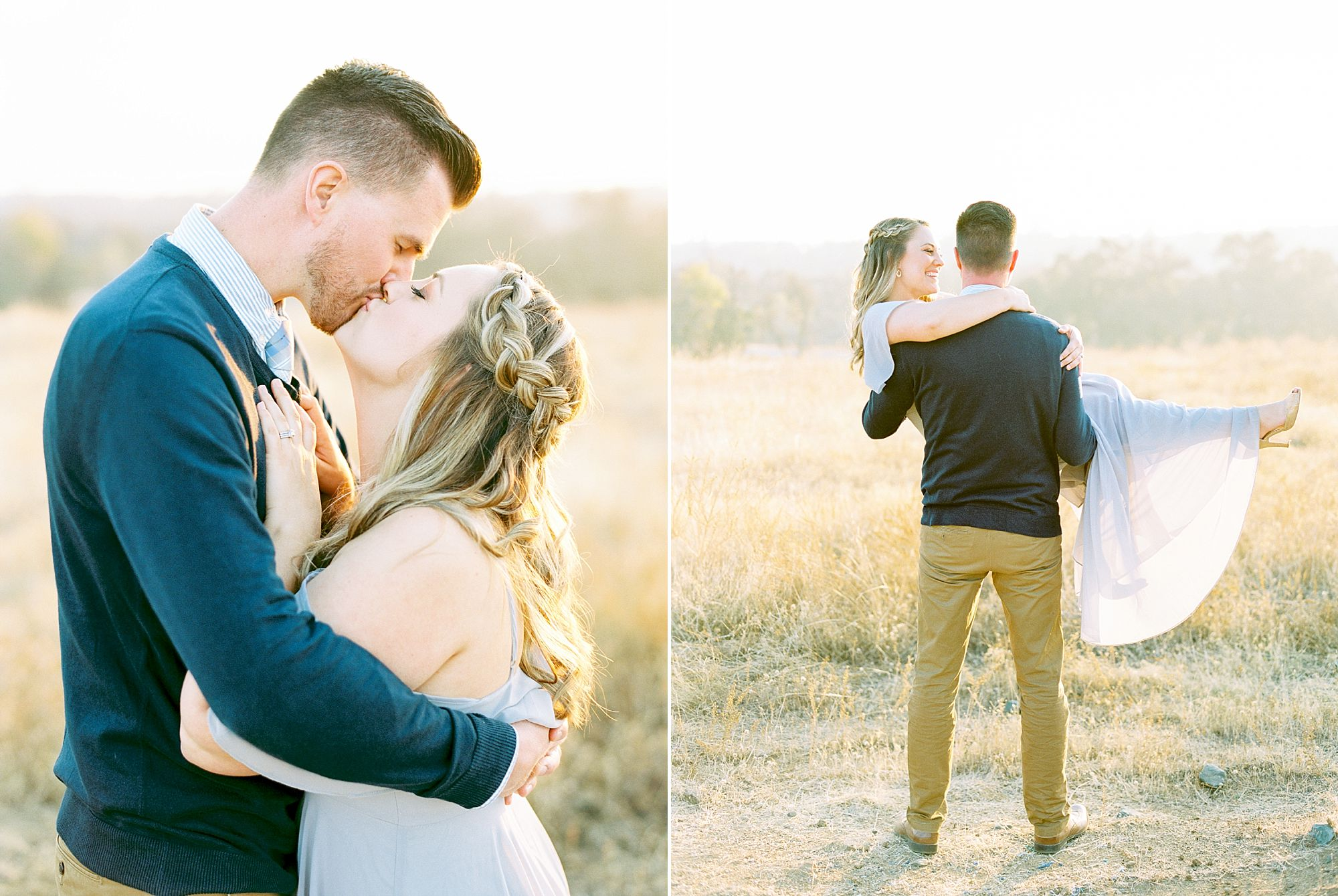 Ten Year Anniversary Portraits on Film - Ashley Baumgartner - Denise and Dan - Sacramento Wedding Photographer - Paso Robles Wedding Photography_0017.jpg