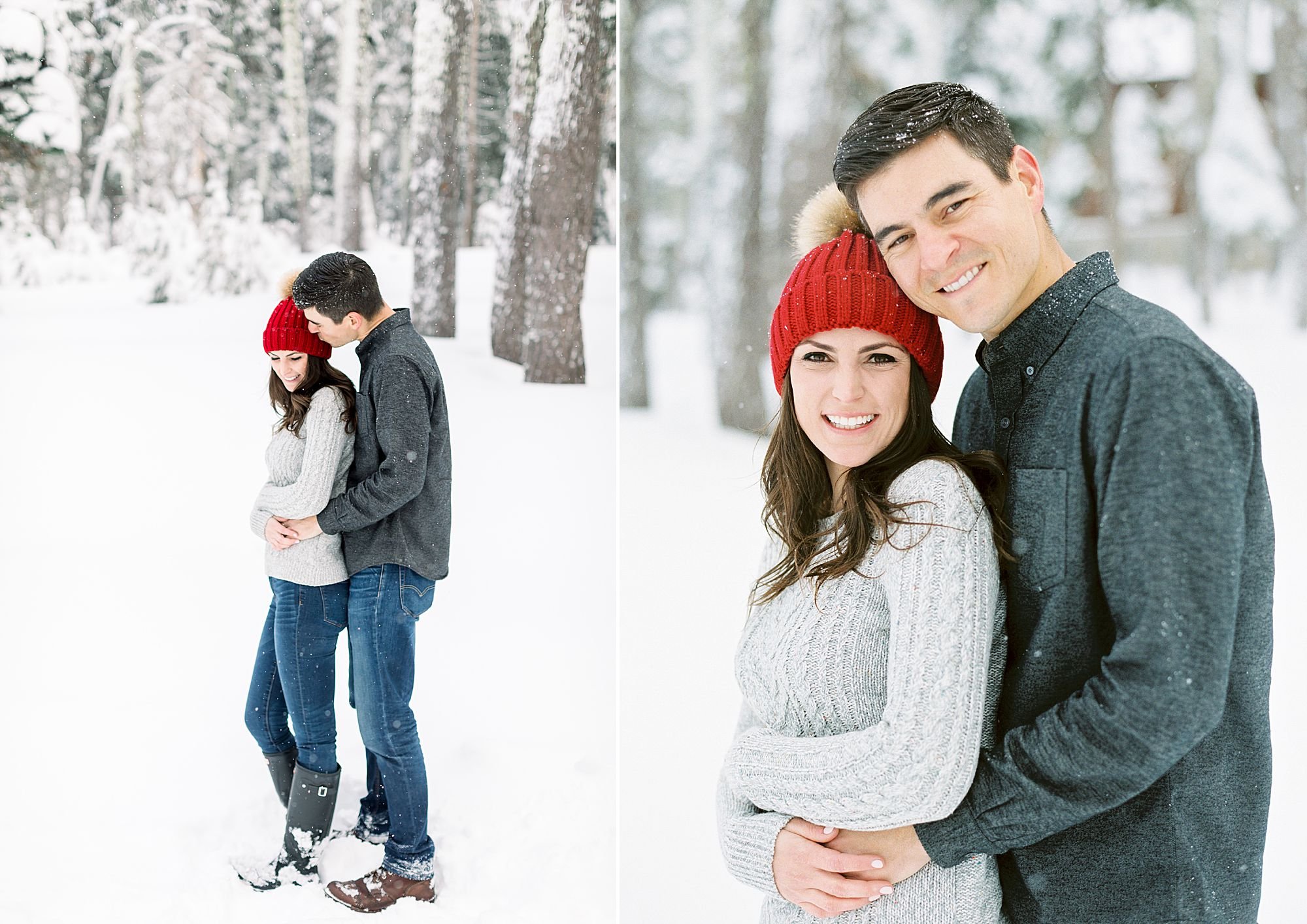 Snowy Tahoe Engagement Session - Alex and Kevin - Ashley Baumgartner - Tahoe Engagement Session - Tahoe Wedding Photographer - Tahoe Engagement Photos - Snow Engagement Photos_0009.jpg