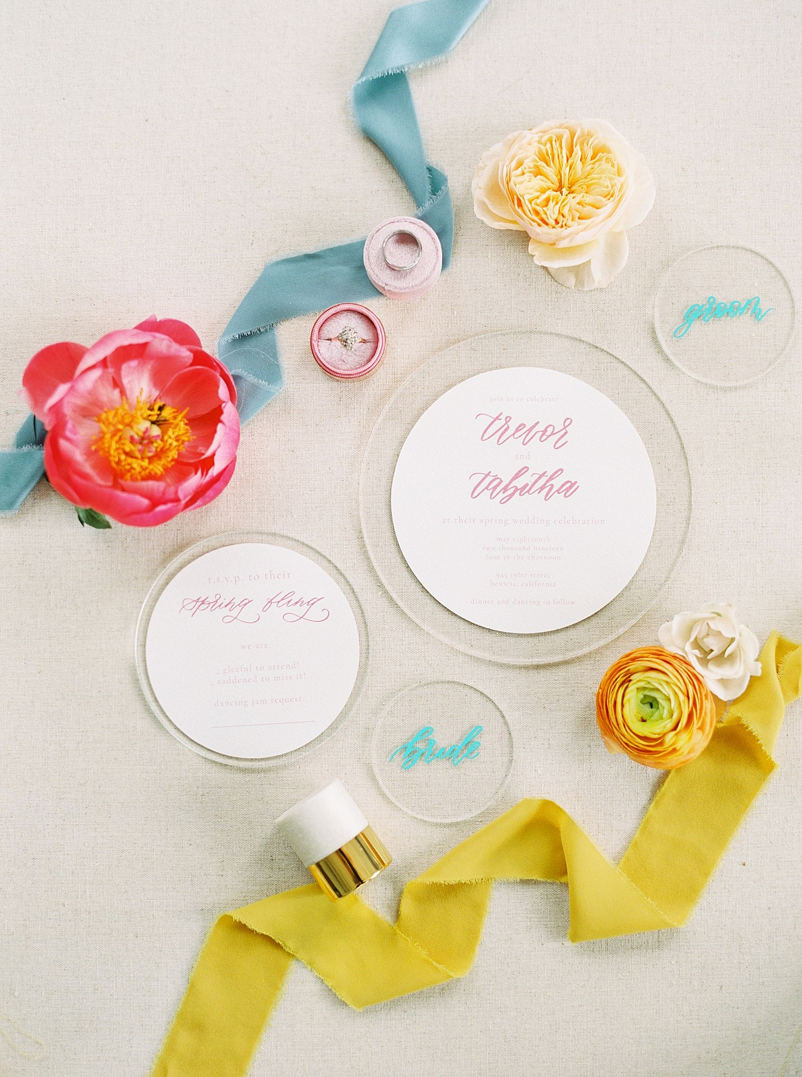 Bay Area Spring Wedding Inspiration - Ashley Baumgartner - Inspired By This - Party Crush Studio and Lens of Lenox Videography - Bay Area Wedding Photography_0019.jpg
