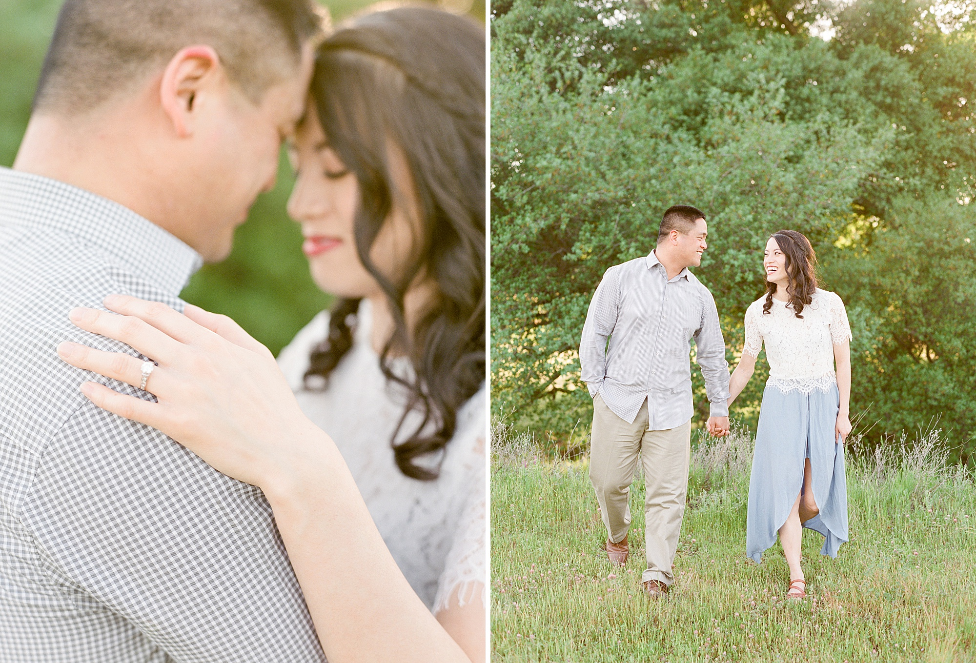 El Dorado Hills Engagement Session - Wendy and Danny - Ashley Baumgartner - Sacramento Wedding Photographer and Sacramento Wedding Photography - Bay Area Wedding Photographer_0002.jpg