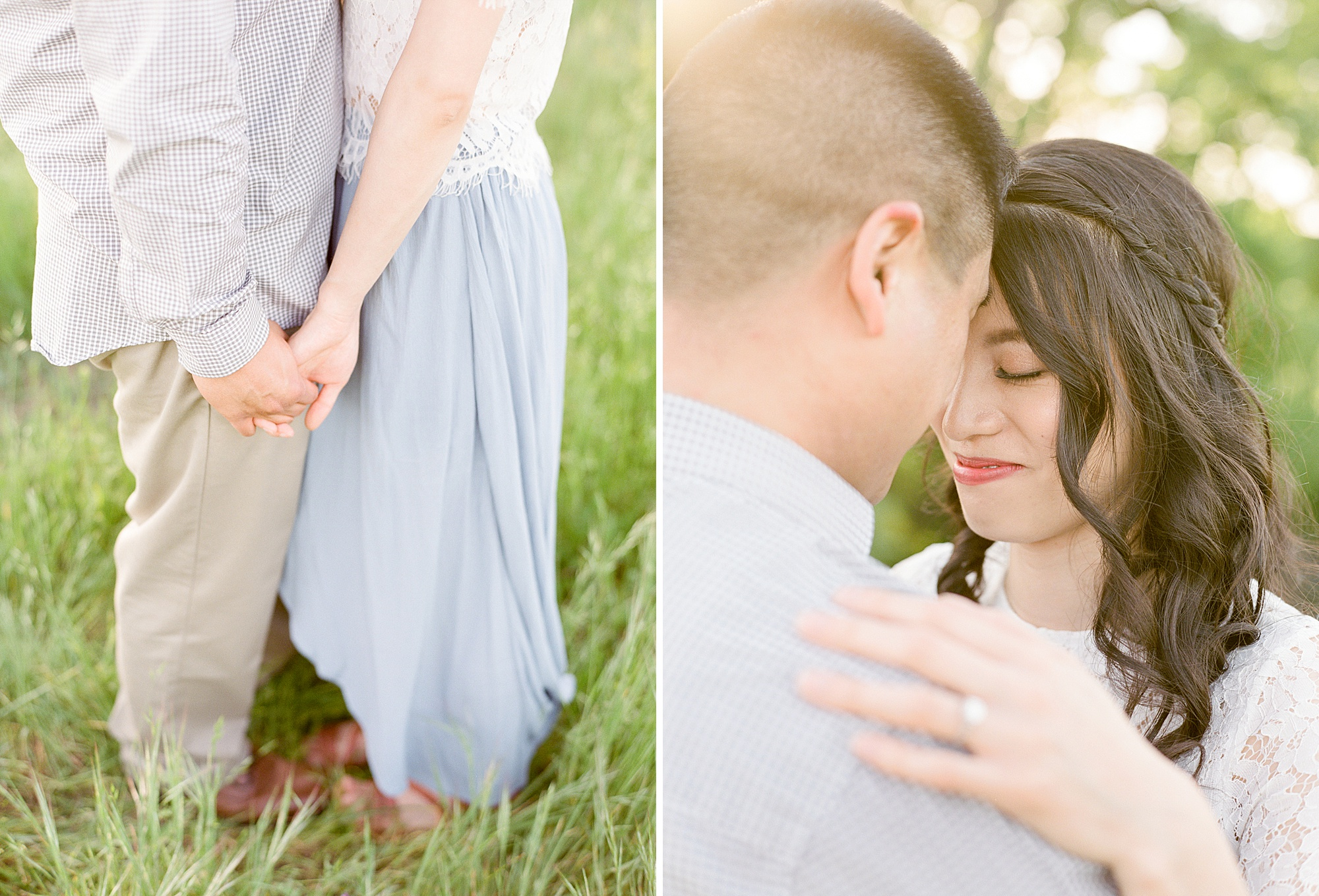 El Dorado Hills Engagement Session - Wendy and Danny - Ashley Baumgartner - Sacramento Wedding Photographer and Sacramento Wedding Photography - Bay Area Wedding Photographer_0006.jpg