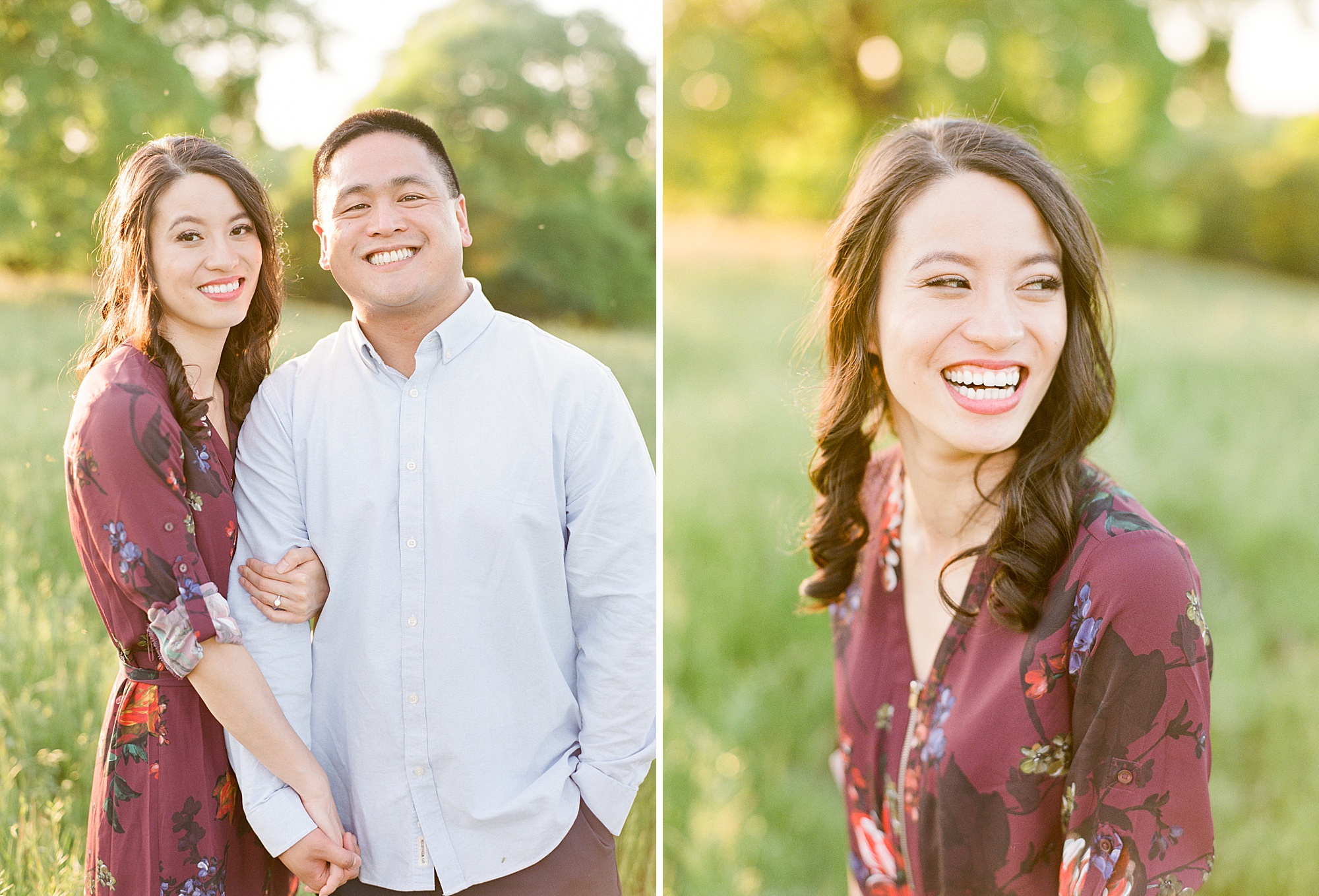 El Dorado Hills Engagement Session - Wendy and Danny - Ashley Baumgartner - Sacramento Wedding Photographer and Sacramento Wedding Photography - Bay Area Wedding Photographer_0014.jpg