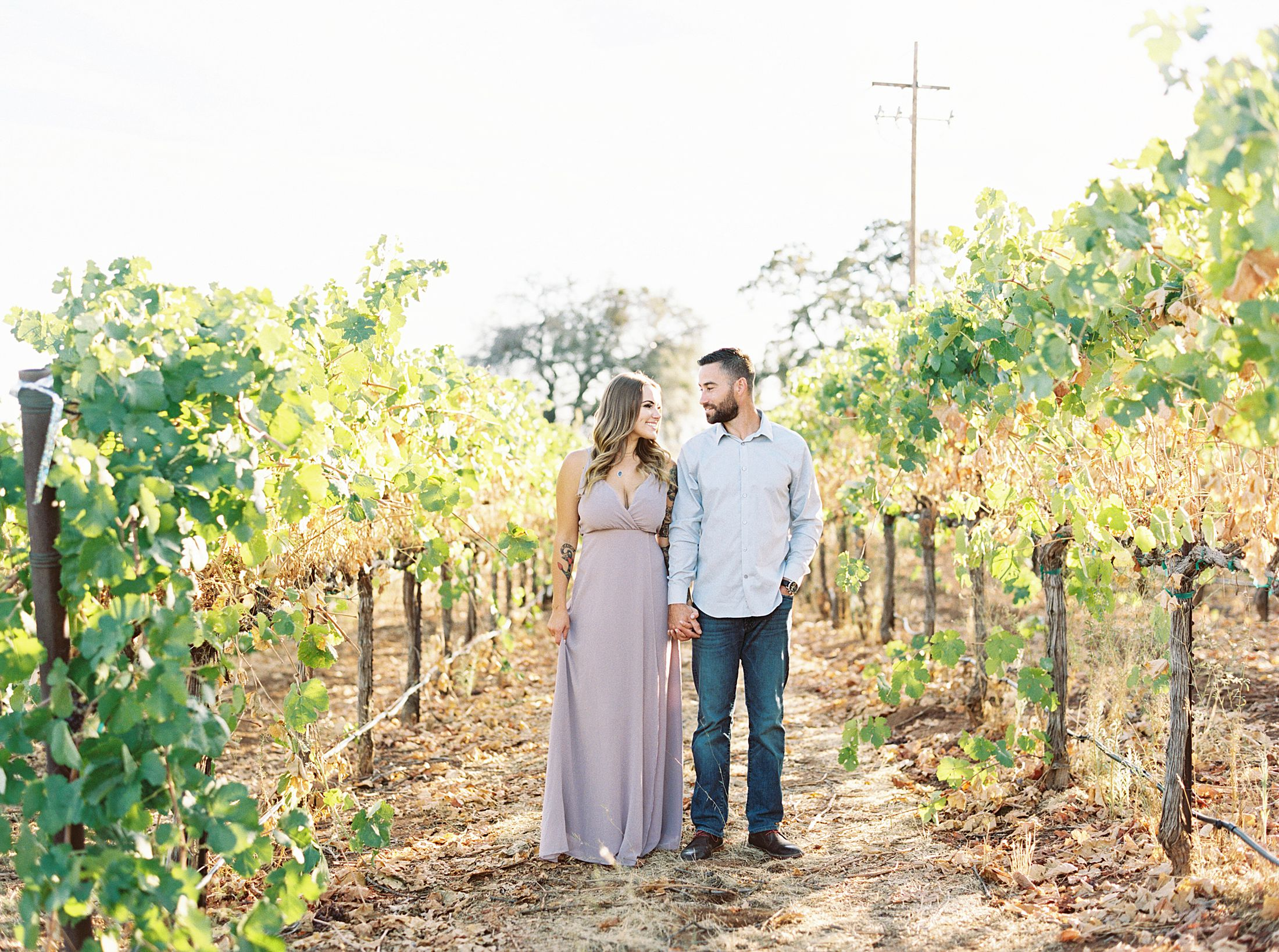 Helwig Winery Engagement Session - Steffanie and Rich - Jenn Robirds Events - Ashley Baumgartner - Sacramento Wedding Photographer - Private Estate Wedding Photographer - Helwig WInery Wedding_0074.jpg