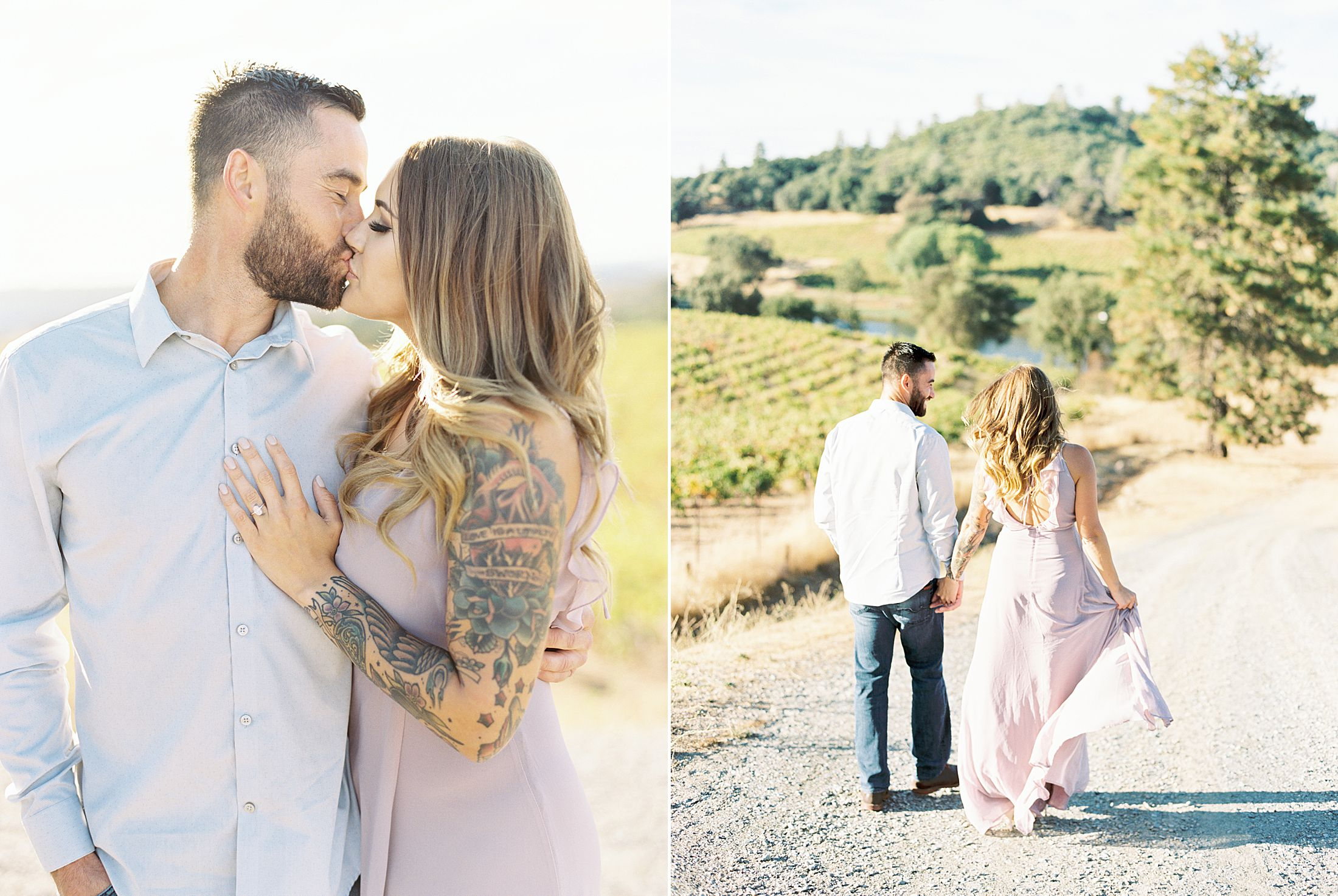 Helwig Winery Engagement Session - Steffanie and Rich - Jenn Robirds Events - Ashley Baumgartner - Sacramento Wedding Photographer - Private Estate Wedding Photographer - Helwig WInery Wedding_0077.jpg