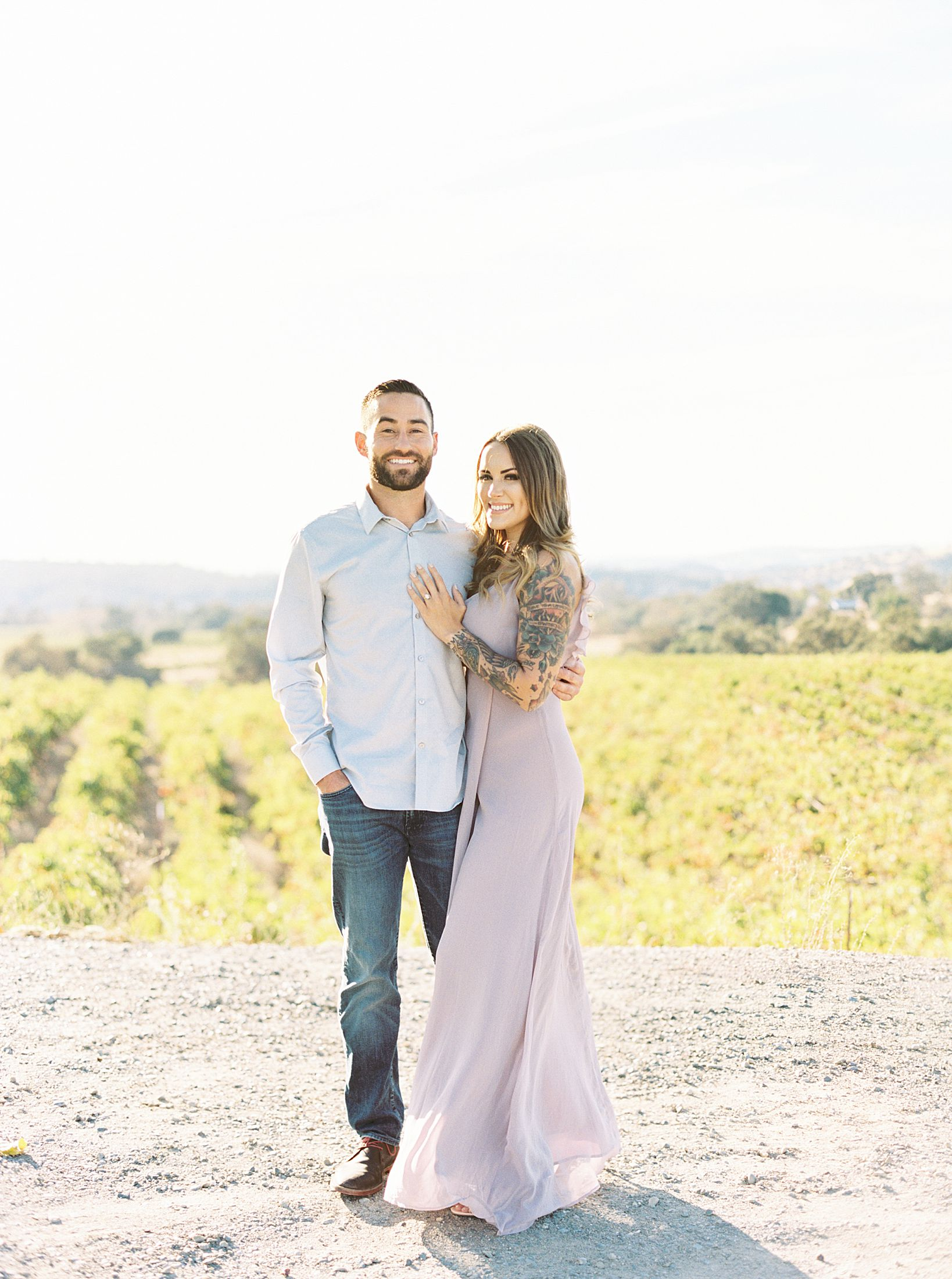 Helwig Winery Engagement Session - Steffanie and Rich - Jenn Robirds Events - Ashley Baumgartner - Sacramento Wedding Photographer - Private Estate Wedding Photographer - Helwig WInery Wedding_0078.jpg