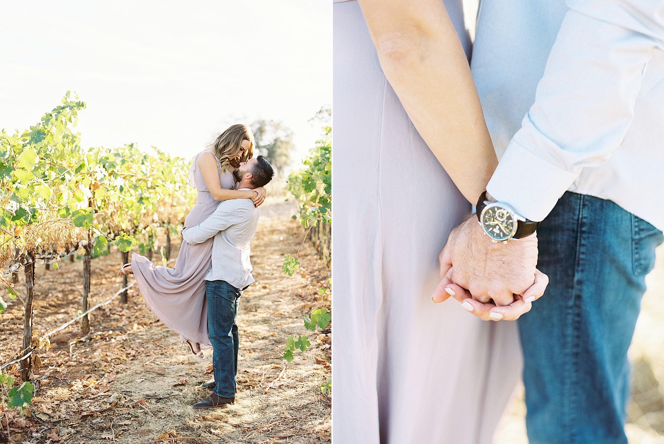 Helwig Winery Engagement Session - Steffanie and Rich - Jenn Robirds Events - Ashley Baumgartner - Sacramento Wedding Photographer - Private Estate Wedding Photographer - Helwig WInery Wedding_0079.jpg