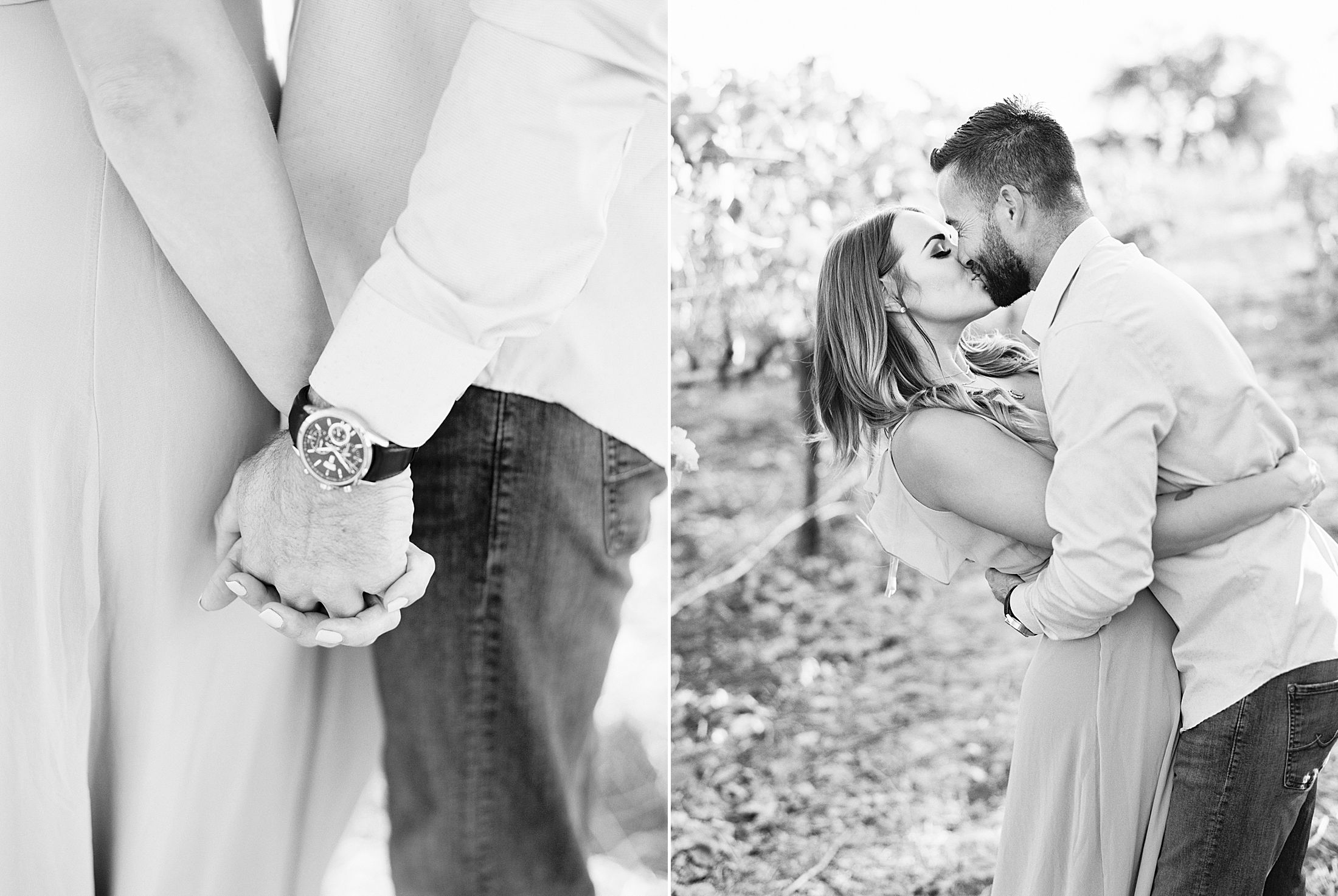 Helwig Winery Engagement Session - Steffanie and Rich - Jenn Robirds Events - Ashley Baumgartner - Sacramento Wedding Photographer - Private Estate Wedding Photographer - Helwig WInery Wedding_0081.jpg