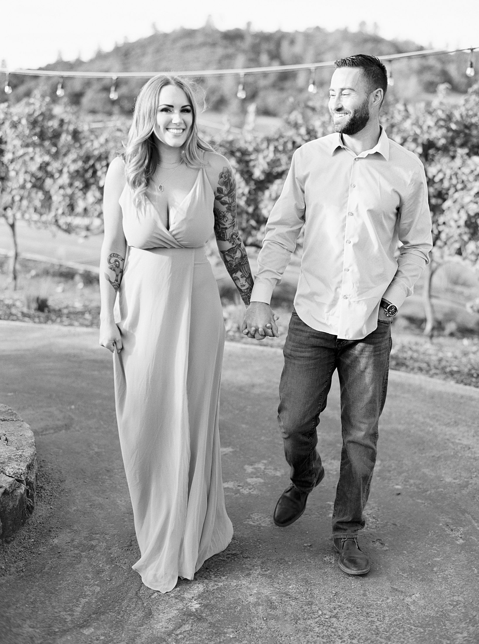 Helwig Winery Engagement Session - Steffanie and Rich - Jenn Robirds Events - Ashley Baumgartner - Sacramento Wedding Photographer - Private Estate Wedding Photographer - Helwig WInery Wedding_0084.jpg
