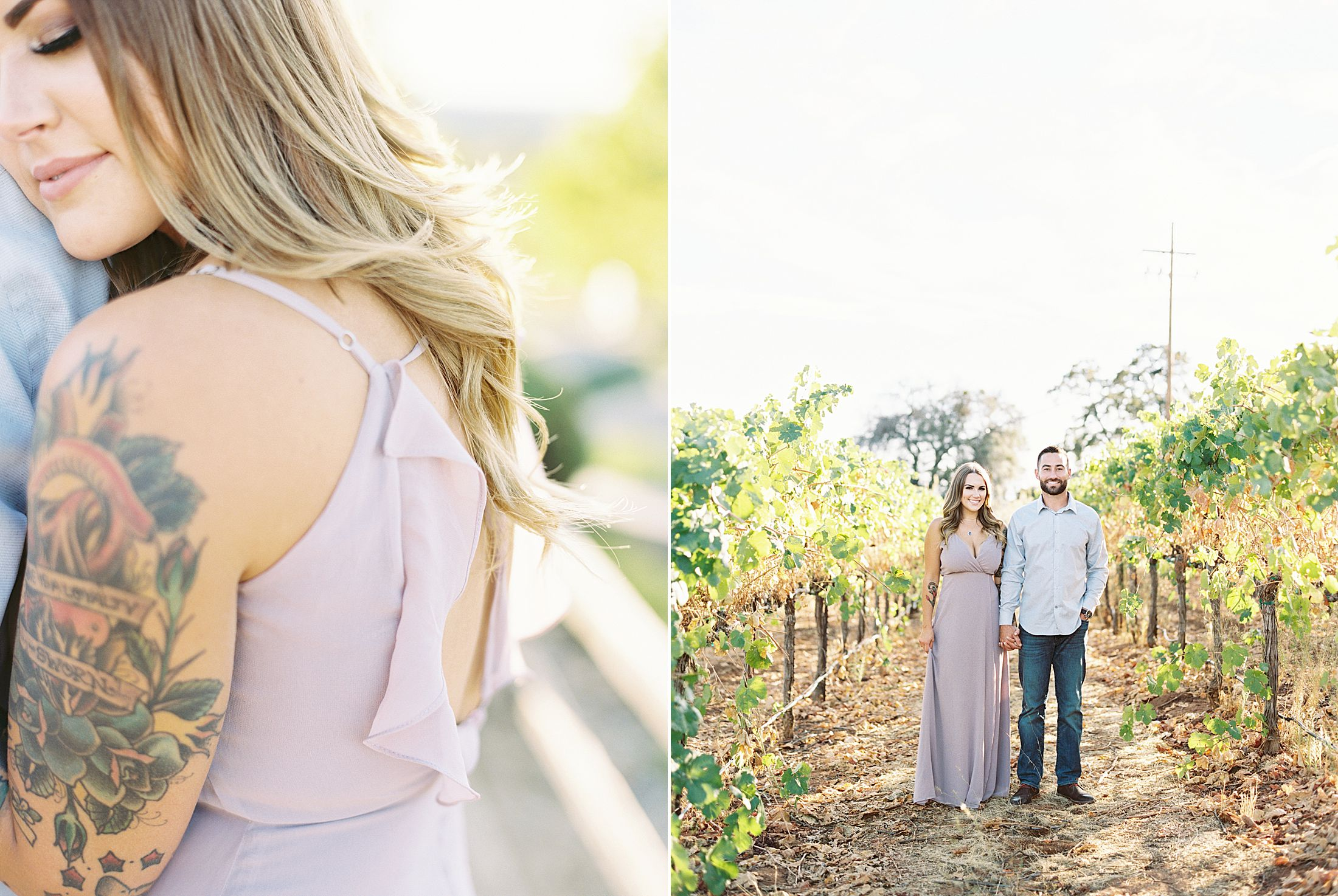 Helwig Winery Engagement Session - Steffanie and Rich - Jenn Robirds Events - Ashley Baumgartner - Sacramento Wedding Photographer - Private Estate Wedding Photographer - Helwig WInery Wedding_0087.jpg