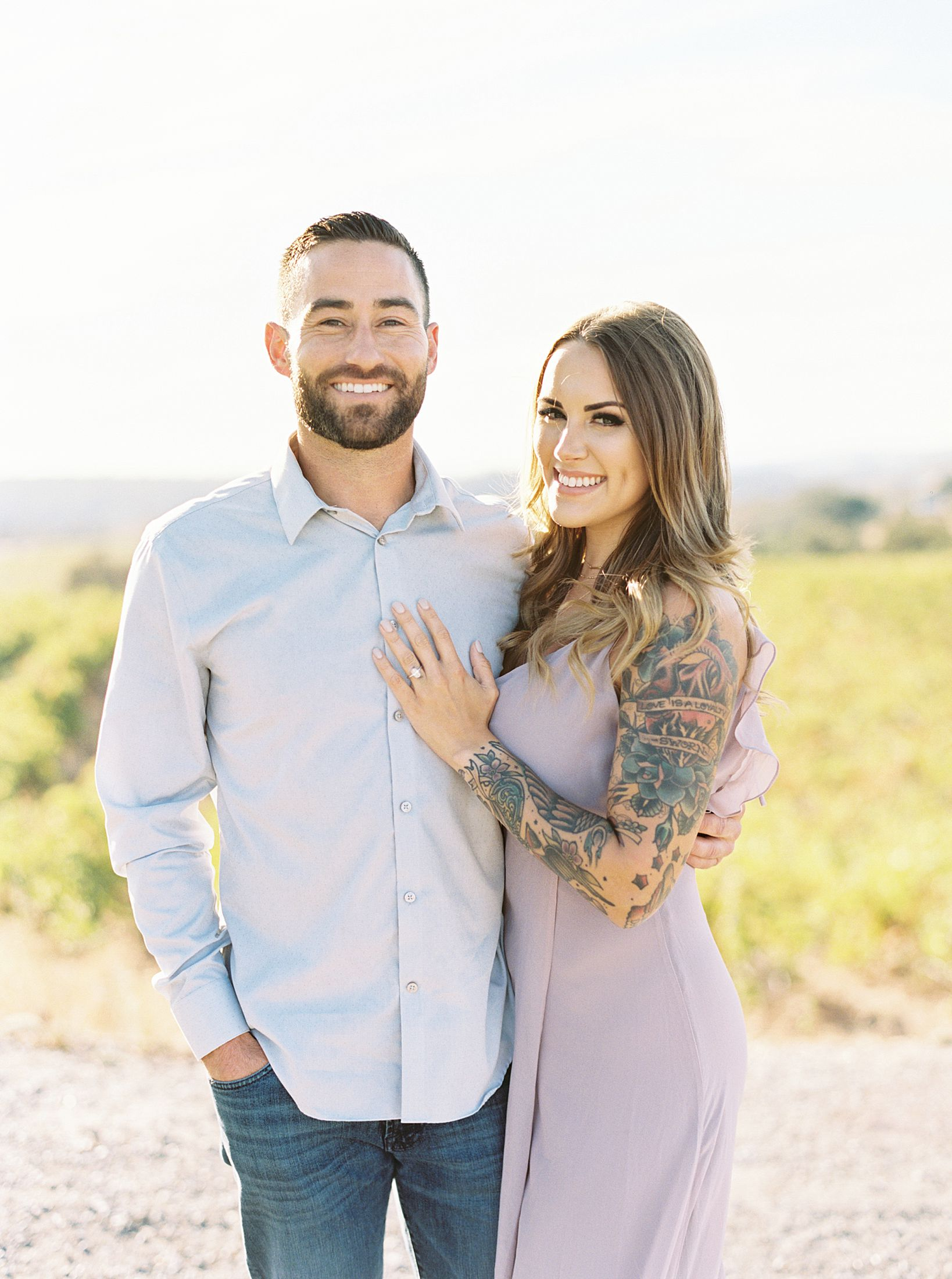 Helwig Winery Engagement Session - Steffanie and Rich - Jenn Robirds Events - Ashley Baumgartner - Sacramento Wedding Photographer - Private Estate Wedding Photographer - Helwig WInery Wedding_0094.jpg