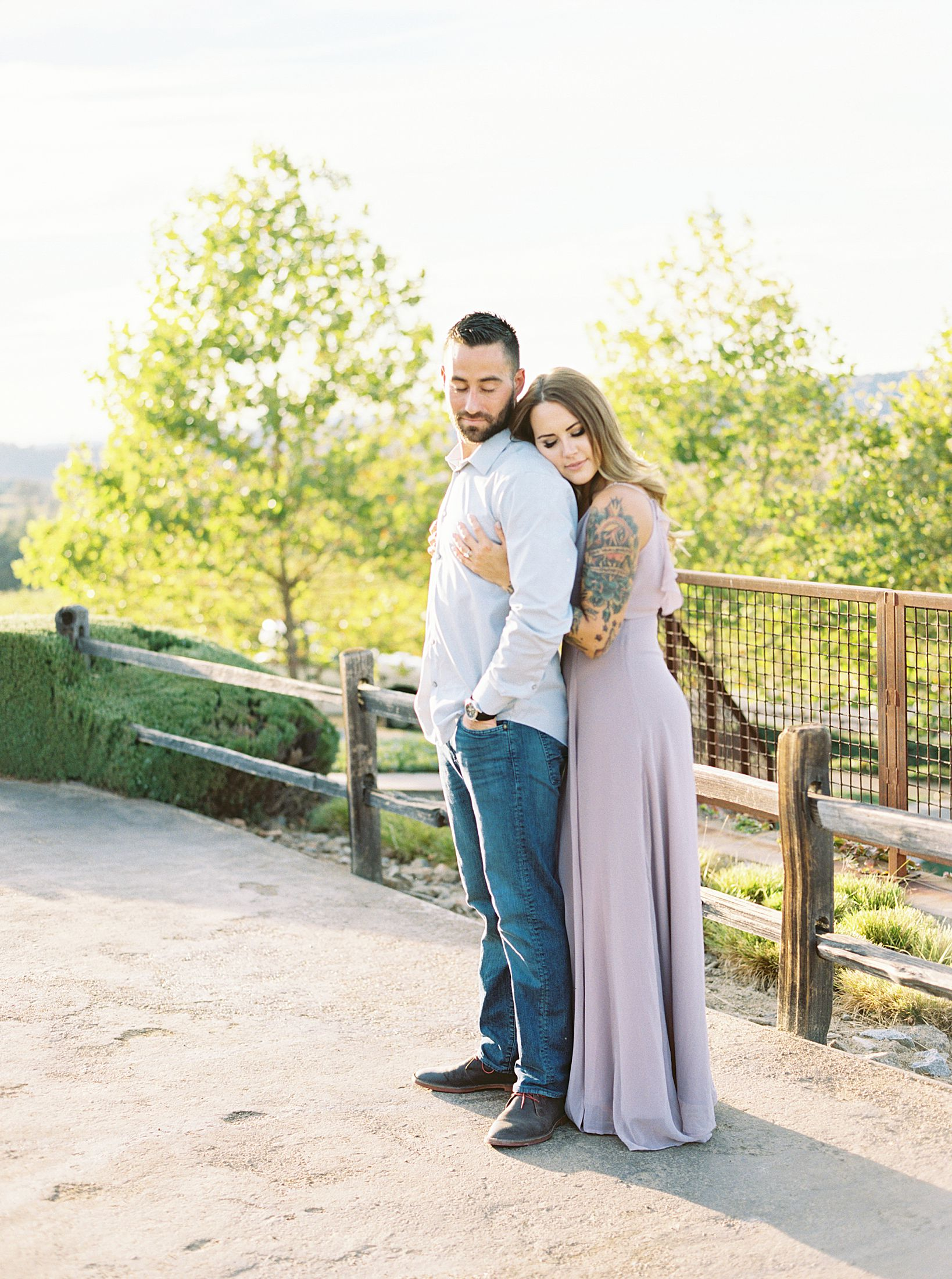 Helwig Winery Engagement Session - Steffanie and Rich - Jenn Robirds Events - Ashley Baumgartner - Sacramento Wedding Photographer - Private Estate Wedding Photographer - Helwig WInery Wedding_0097.jpg