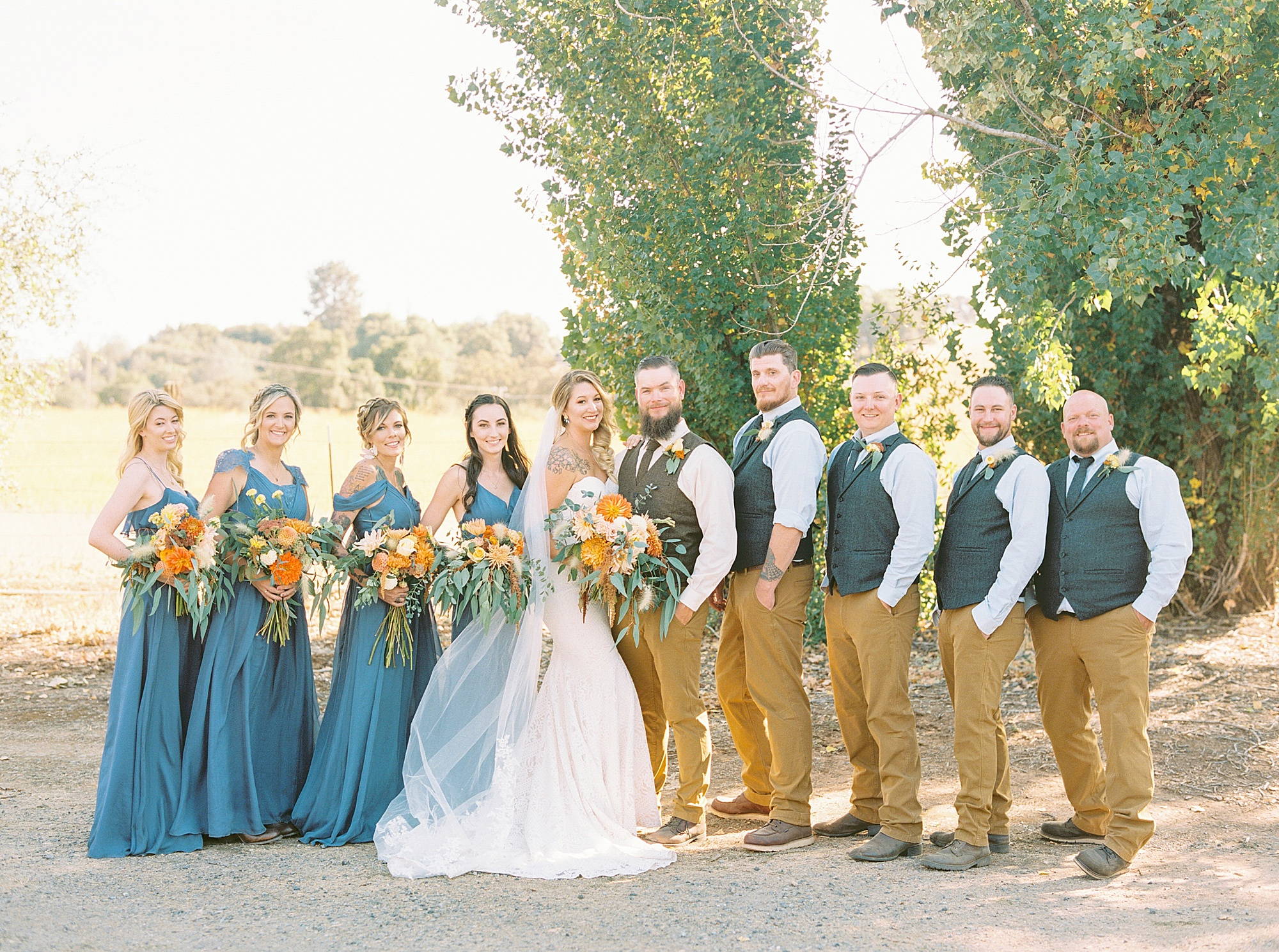 Sonora Wedding Photographer - Tiffany and Jesse - Ashley Baumgartner - Private Estate Summer Wedding_0090.jpg
