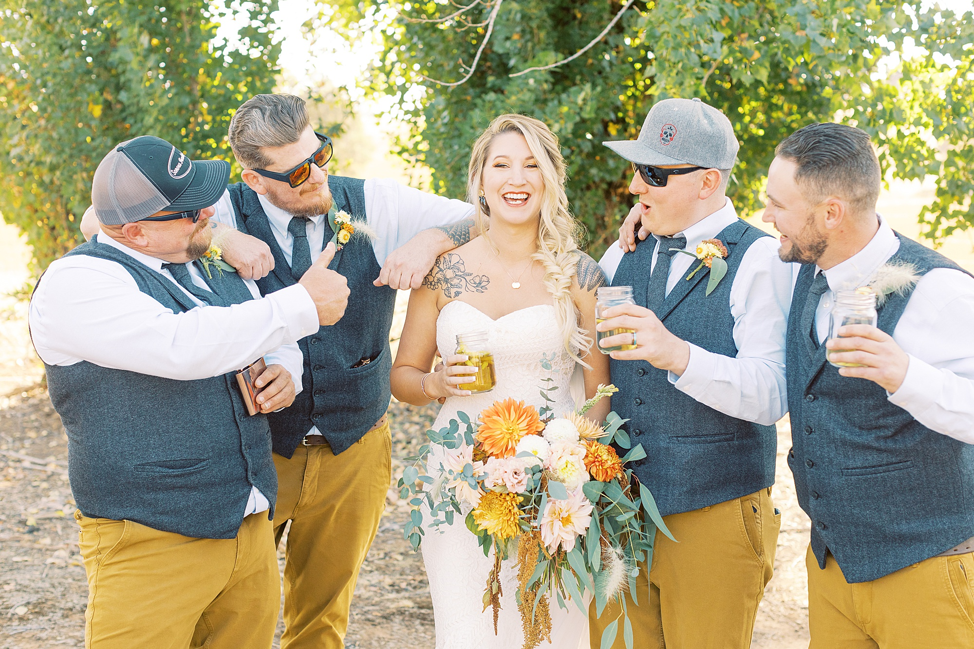 Sonora Wedding Photographer - Tiffany and Jesse - Ashley Baumgartner - Private Estate Summer Wedding_0110.jpg