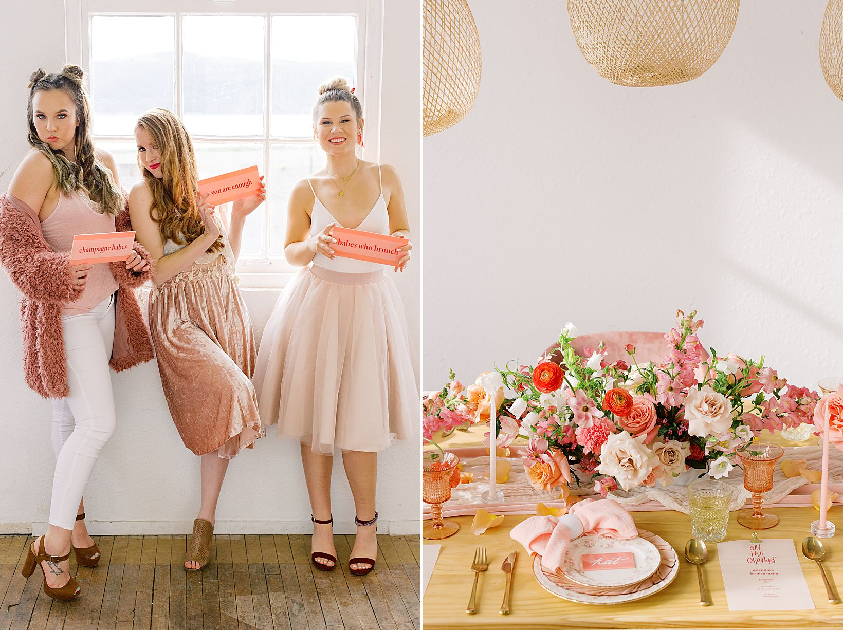 Galentine's Day Brunch Inspiration Featured on Style Me Pretty Living - Ashley Baumgartner - Bay Area Wedding Photographer_0034.jpg