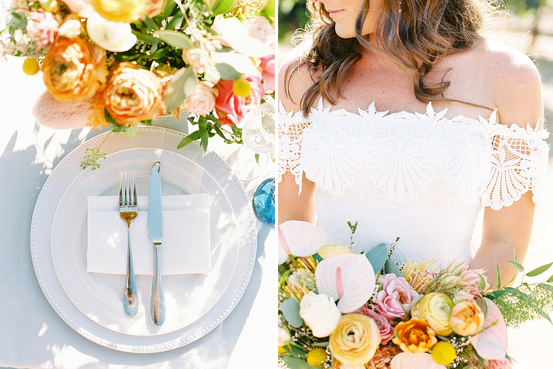 Wente Wedding with A Tropical Color Palette - Ashley & Mike - Featured on Inspired by This - Ashley Baumgartner_0011.jpg