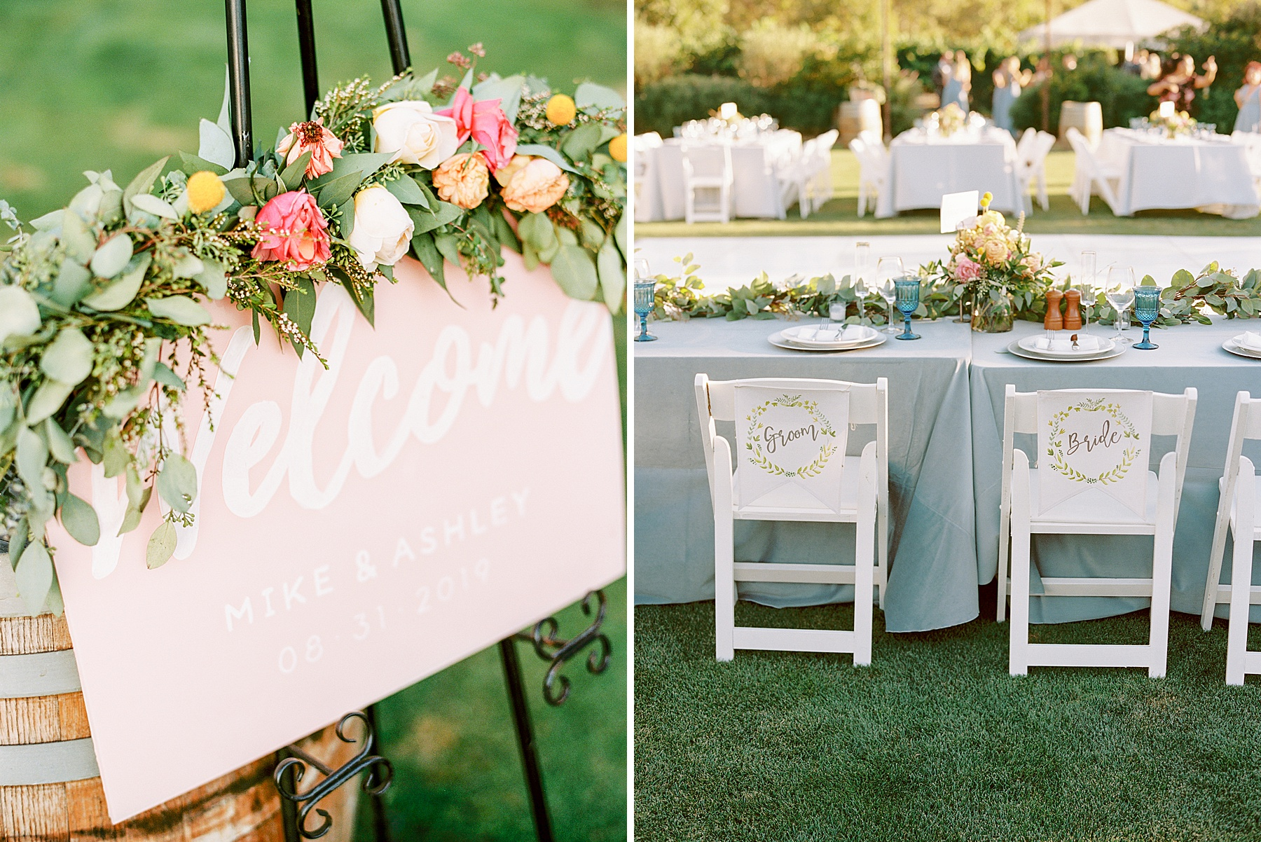 Wente Wedding with A Tropical Color Palette - Ashley & Mike - Featured on Inspired by This - Ashley Baumgartner_0015.jpg