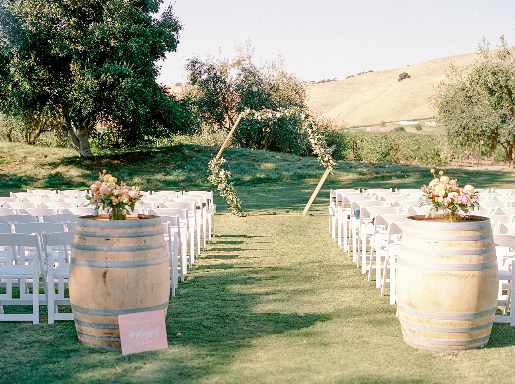 Wente Wedding with A Tropical Color Palette - Ashley & Mike - Featured on Inspired by This - Ashley Baumgartner_0016.jpg