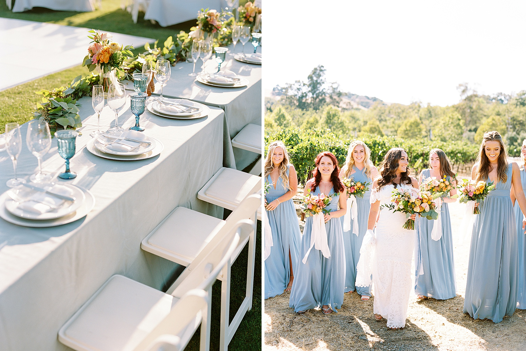 Wente Wedding with A Tropical Color Palette - Ashley & Mike - Featured on Inspired by This - Ashley Baumgartner_0029.jpg