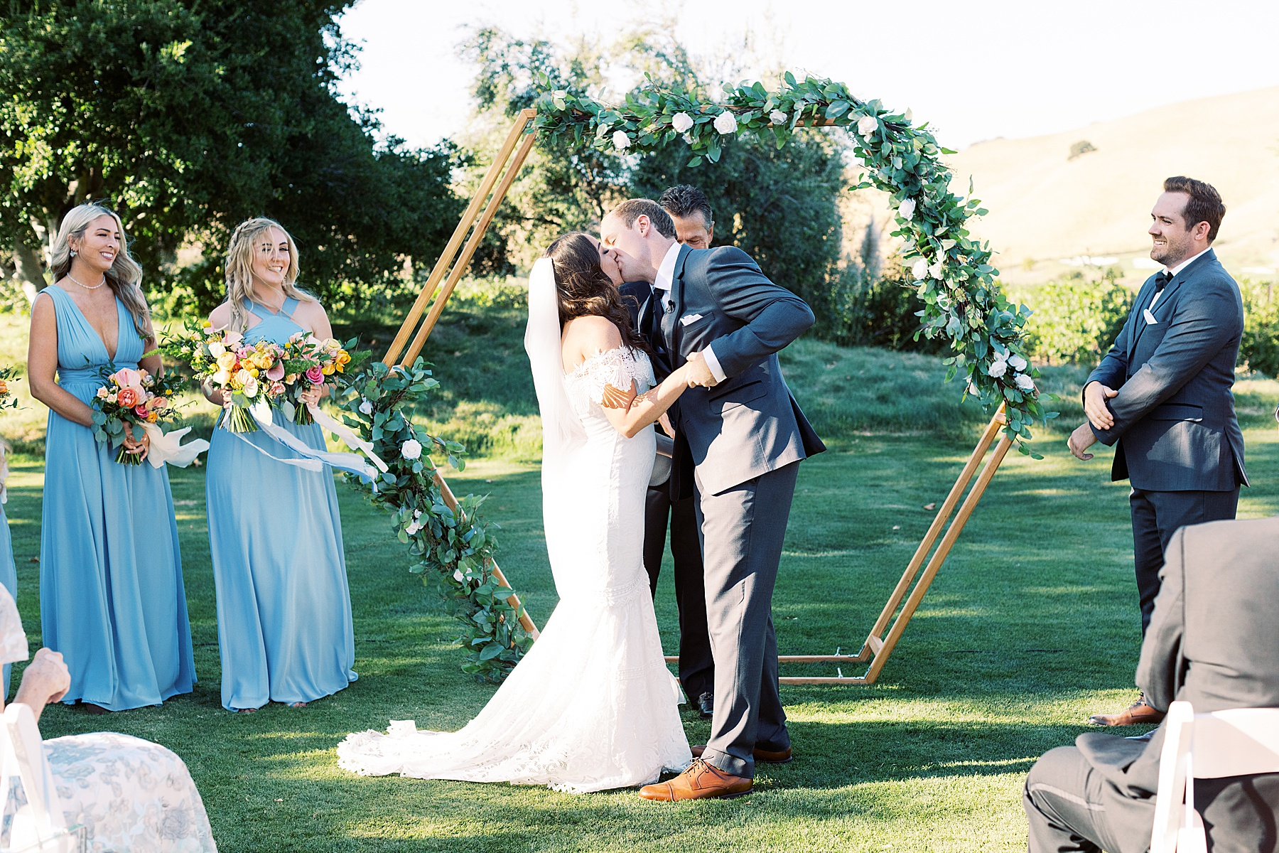 Wente Wedding with A Tropical Color Palette - Ashley & Mike - Featured on Inspired by This - Ashley Baumgartner_0030.jpg