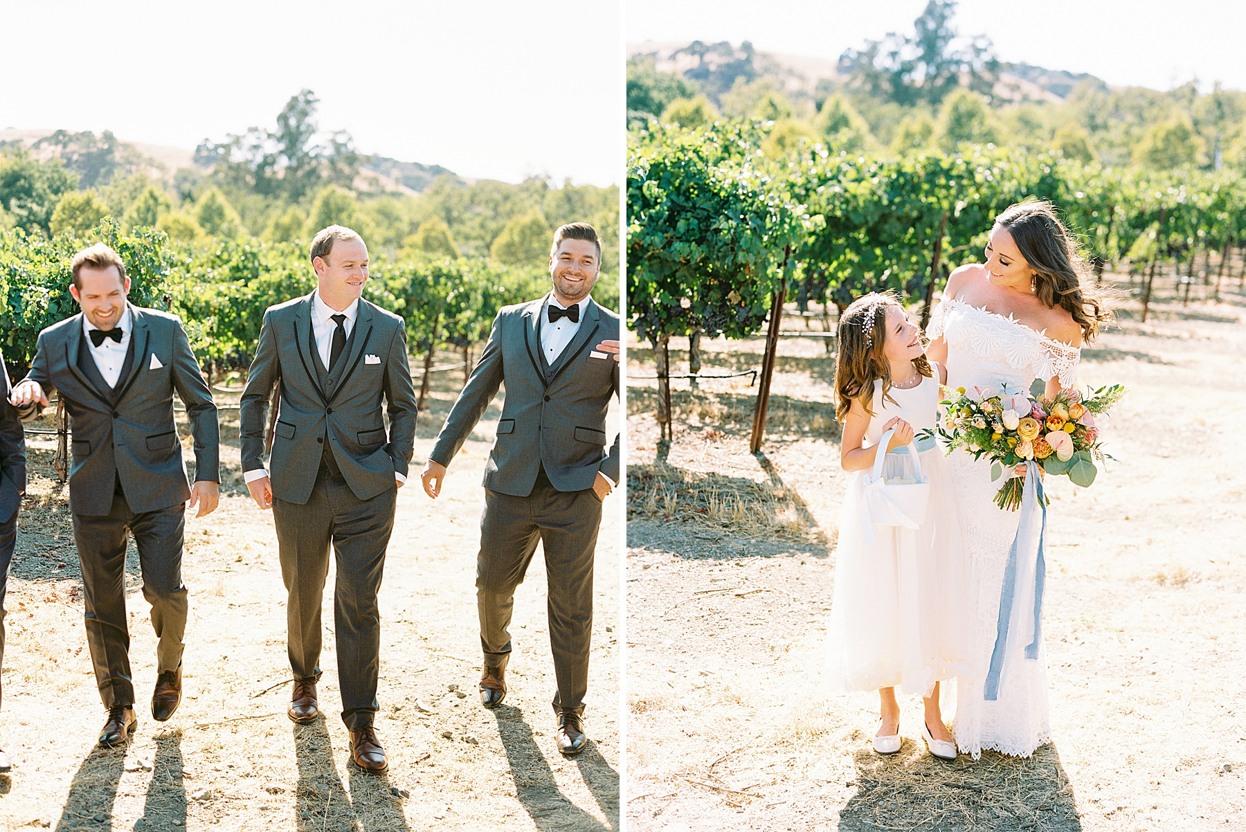 Wente Wedding with A Tropical Color Palette - Ashley & Mike - Featured on Inspired by This - Ashley Baumgartner_0041.jpg