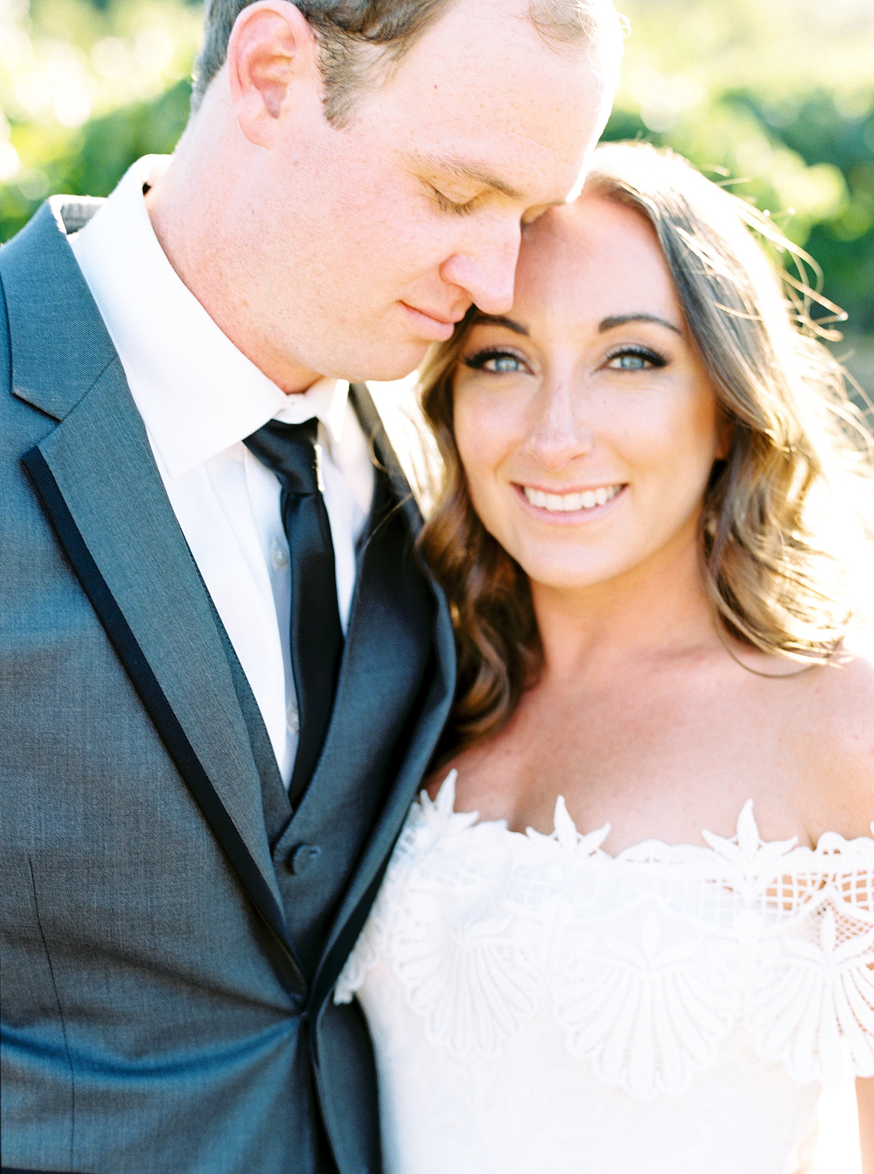 Wente Wedding with A Tropical Color Palette - Ashley & Mike - Featured on Inspired by This - Ashley Baumgartner_0046.jpg