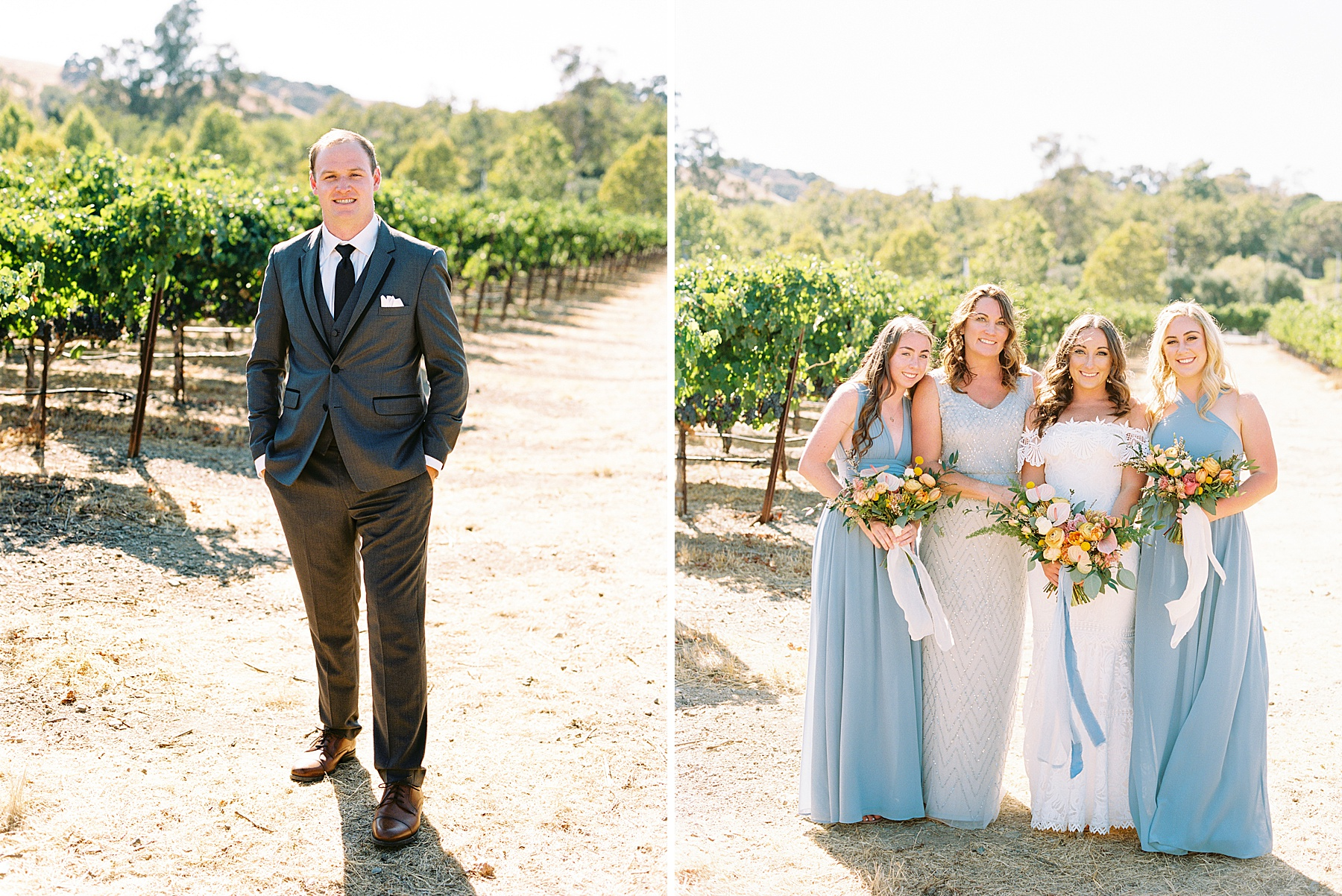 Wente Wedding with A Tropical Color Palette - Ashley & Mike - Featured on Inspired by This - Ashley Baumgartner_0047.jpg