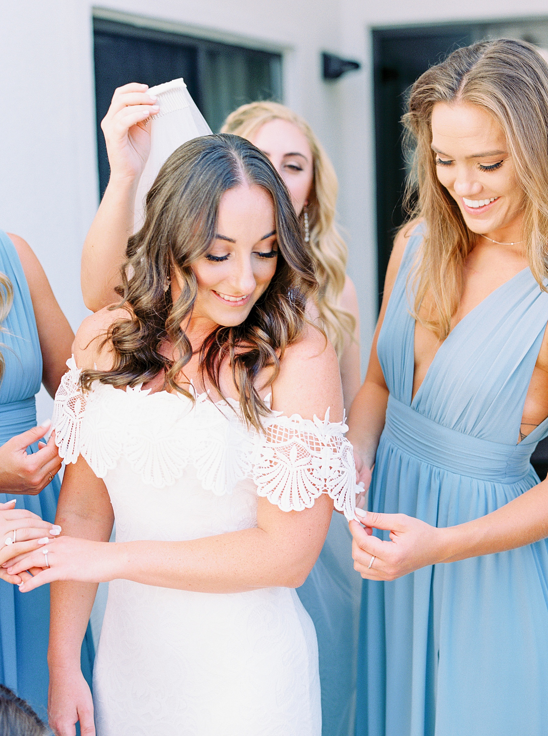 Wente Wedding with A Tropical Color Palette - Ashley & Mike - Featured on Inspired by This - Ashley Baumgartner_0056.jpg