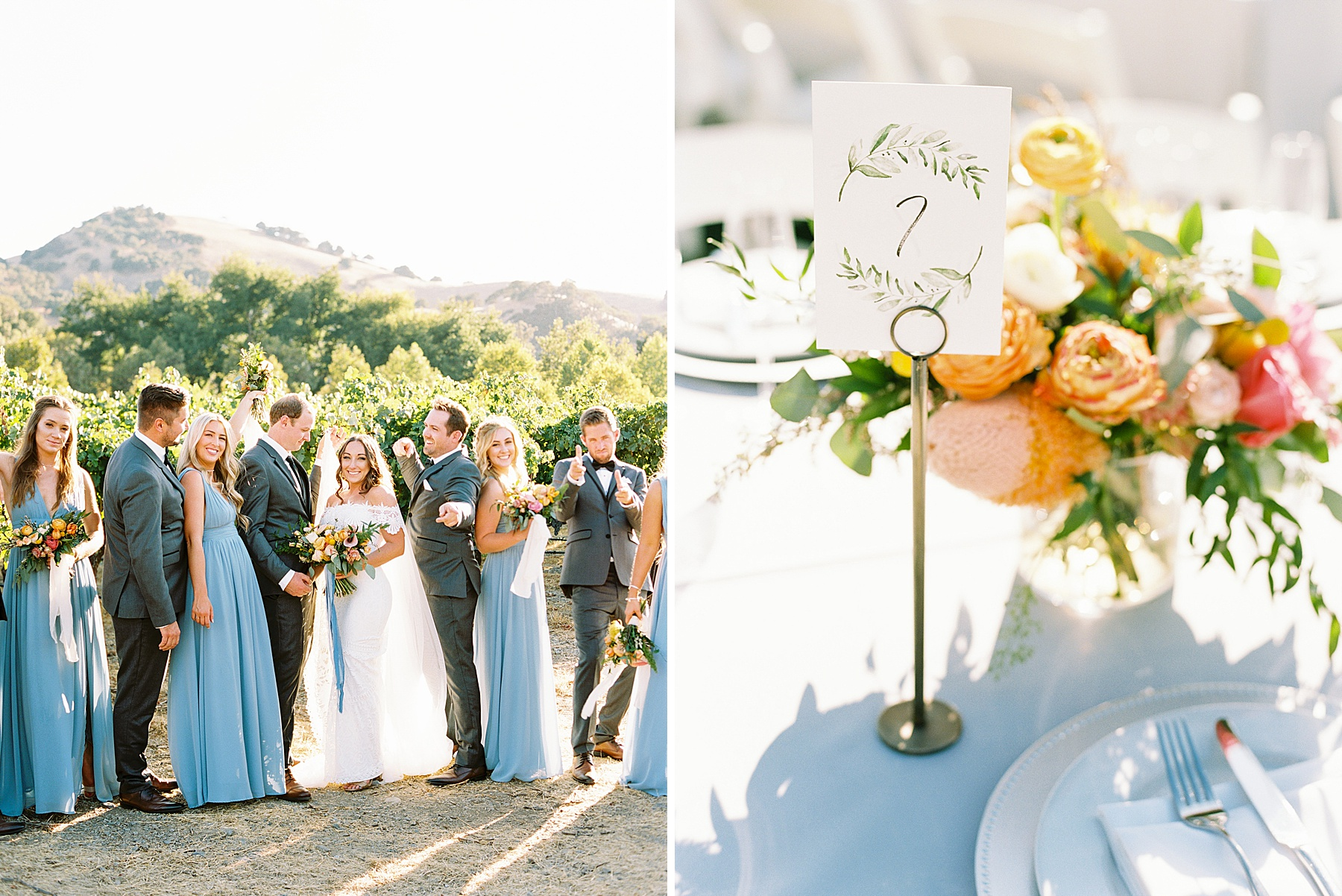 Wente Wedding with A Tropical Color Palette - Ashley & Mike - Featured on Inspired by This - Ashley Baumgartner_0057.jpg