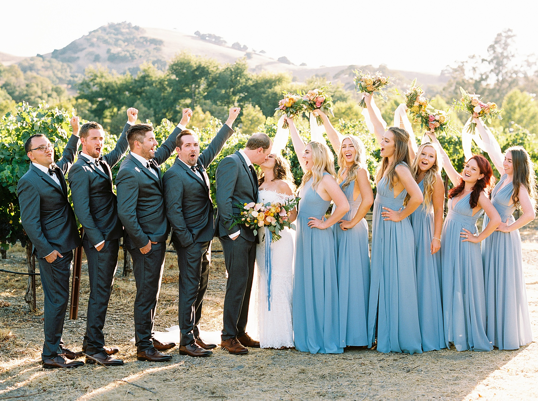 Wente Wedding with A Tropical Color Palette - Ashley & Mike - Featured on Inspired by This - Ashley Baumgartner_0058.jpg