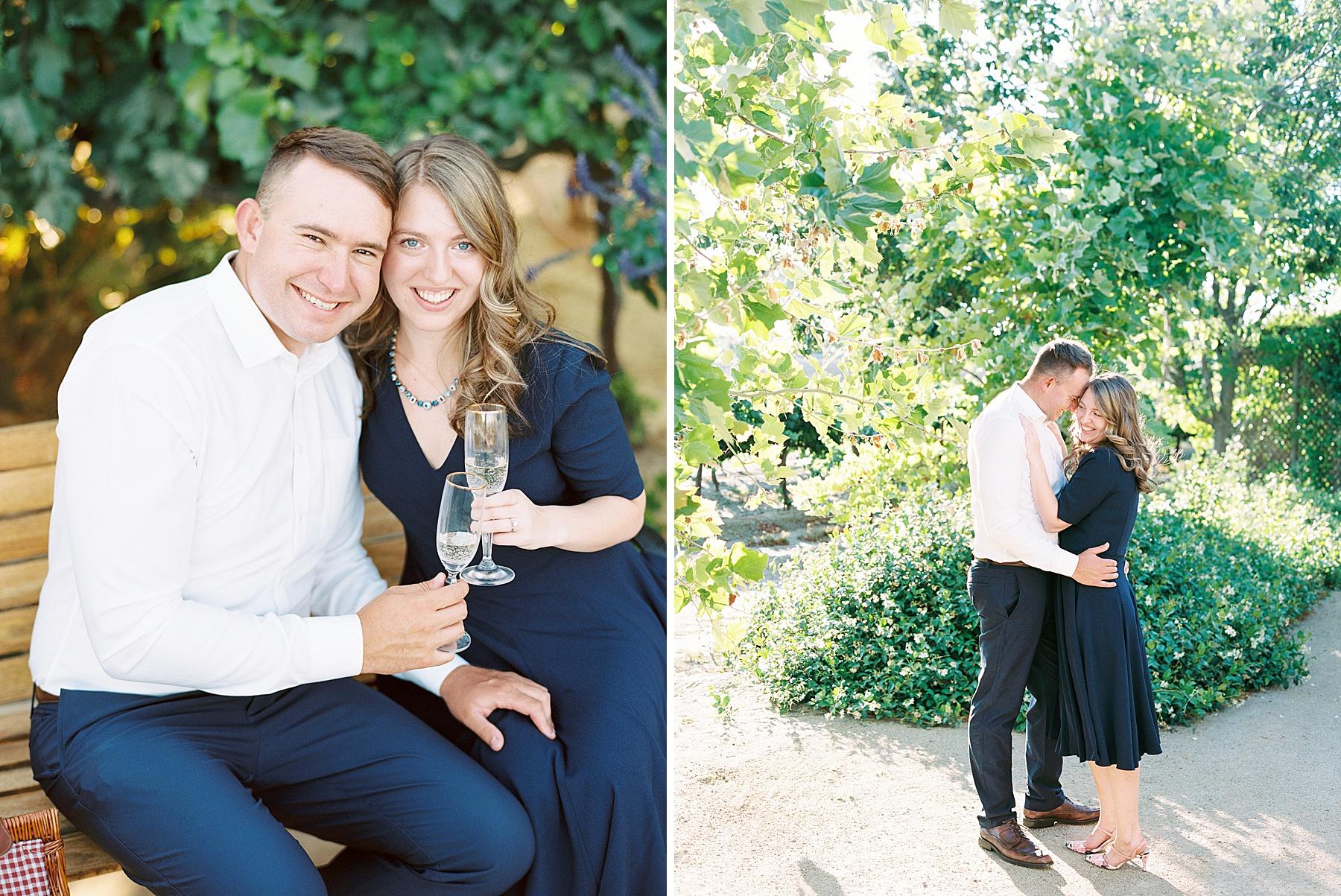 Scribner Bend Winery Engagement Session - Courtney and Steven - Ashley Baumgartner - Sribner Bend Wedding Photographer - Sacramento Wedding Photographer_0010.jpg
