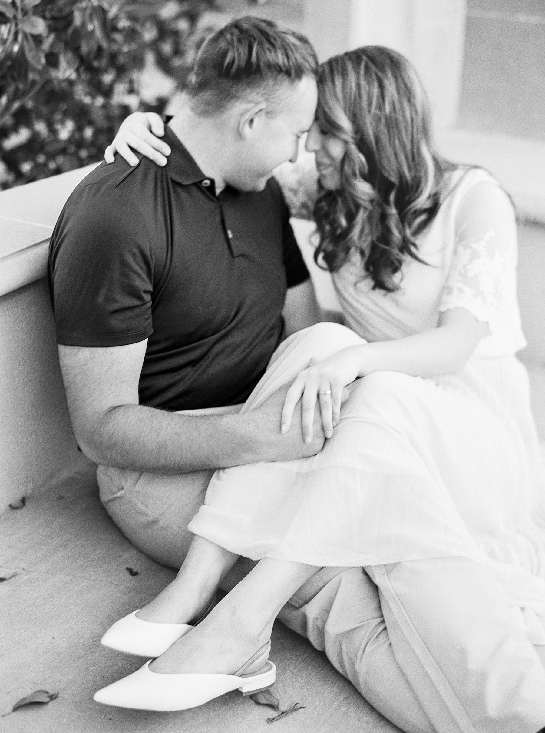 Scribner Bend Winery Engagement Session - Courtney and Steven - Ashley Baumgartner - Sribner Bend Wedding Photographer - Sacramento Wedding Photographer_0017.jpg
